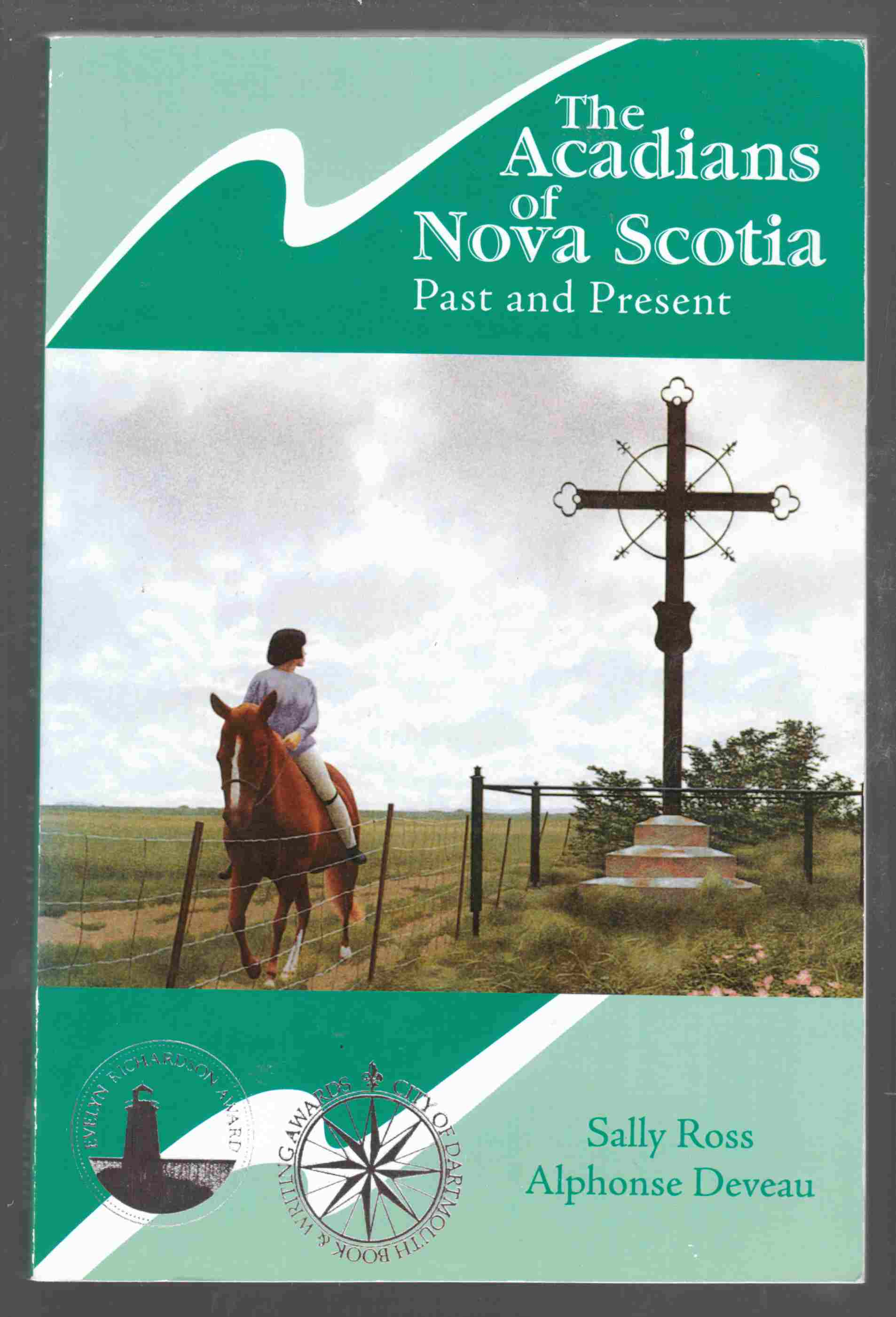 Image for The Acadians of Nova Scotia Past and Present