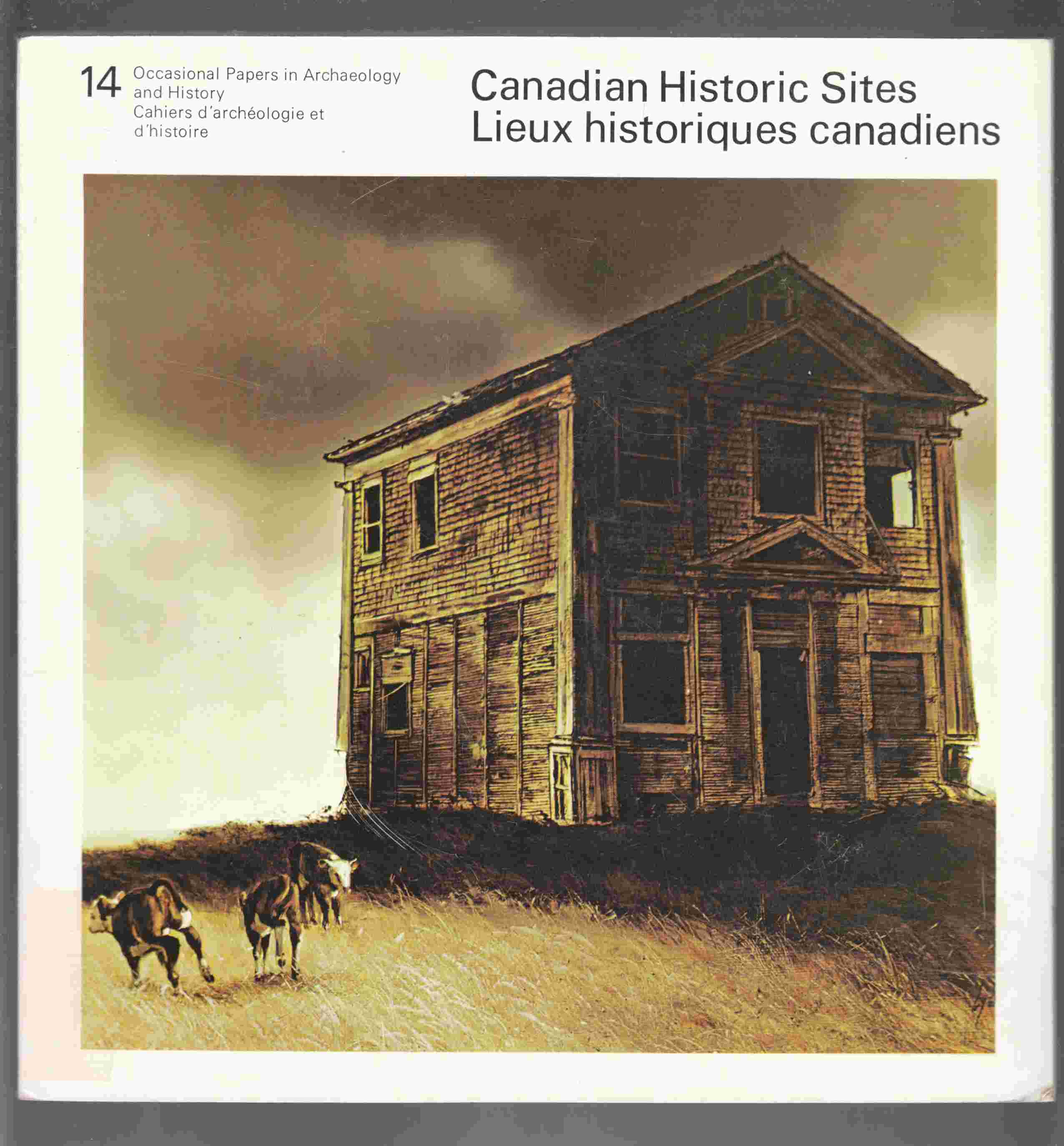 Image for Canadian Historic Sites Occasional Papers in Archaeology and History No. 14