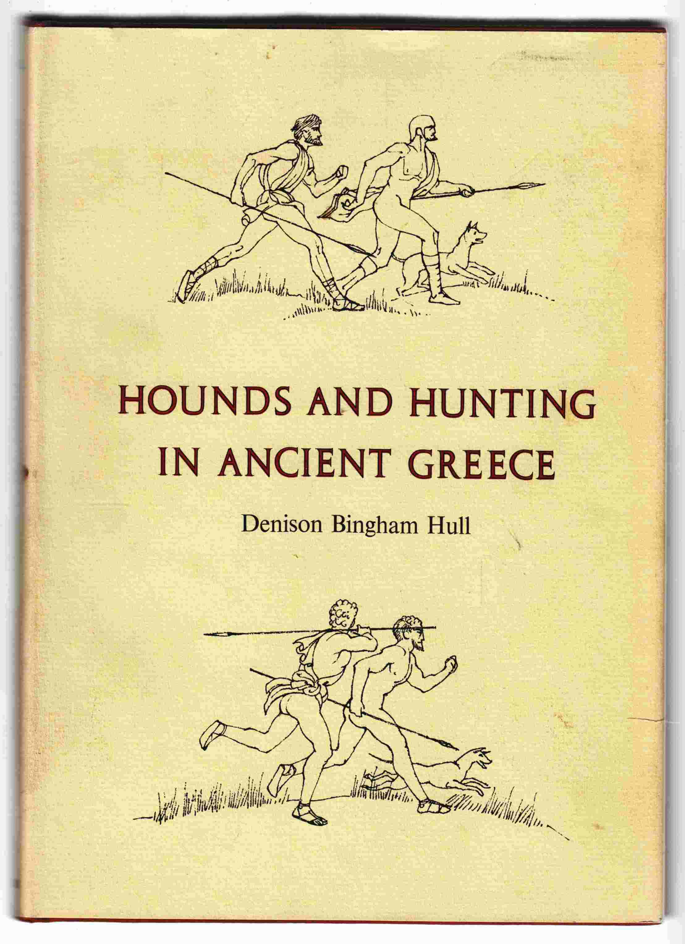 Image for Hounds and Hunting in Ancient Greece