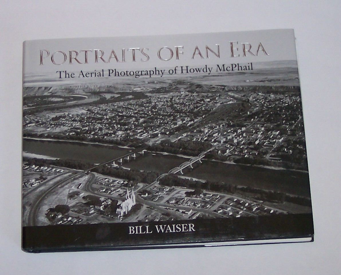 Image for Portraits of an Era The Aerial Photography of Howdy McPhail