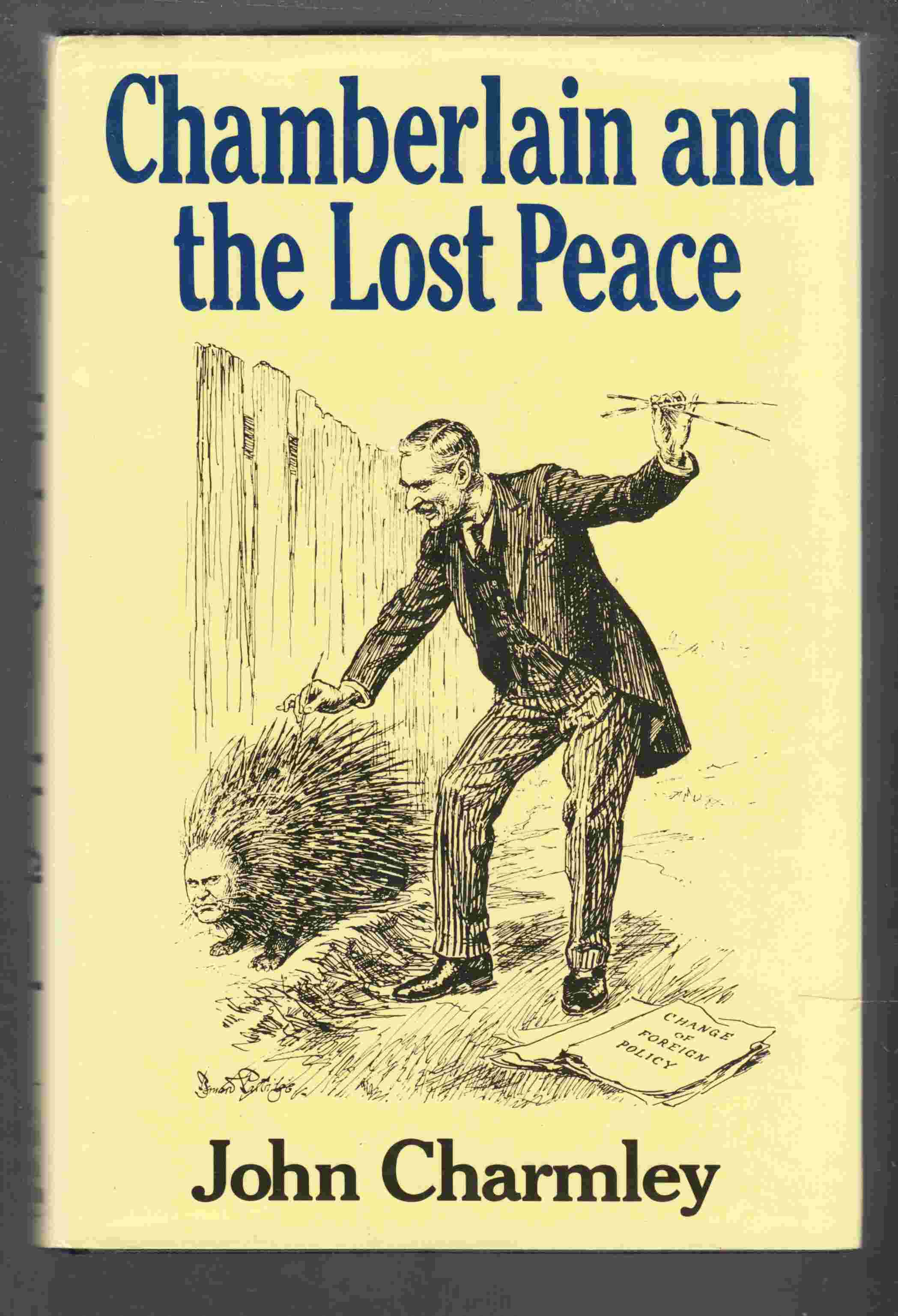 Image for Chamberlain and the Lost Peace