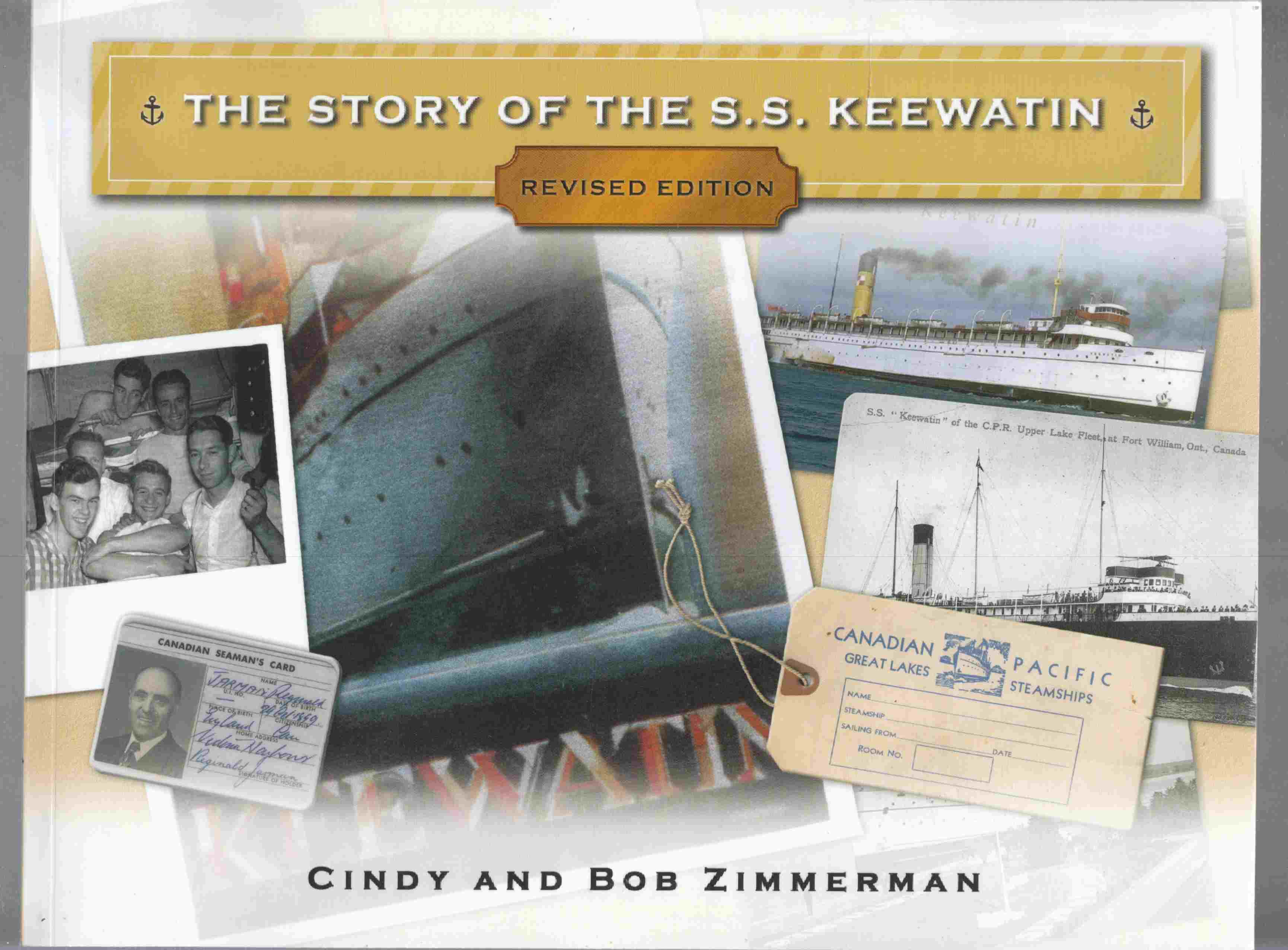 Image for The Story of the S. S. Keewatin Revised Edition