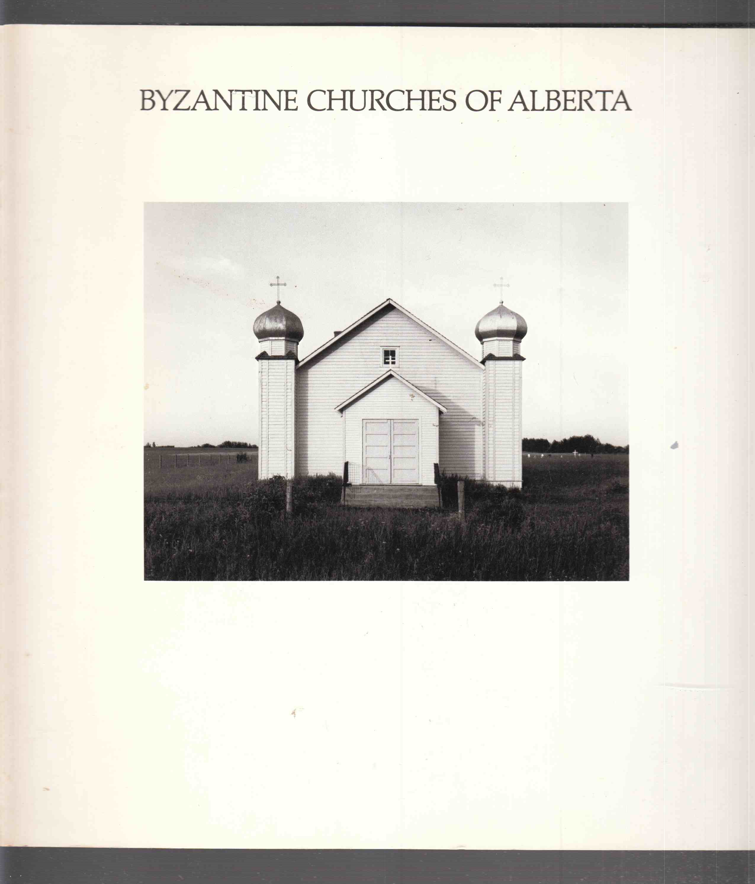 Image for Byzantine Churches of Alberta