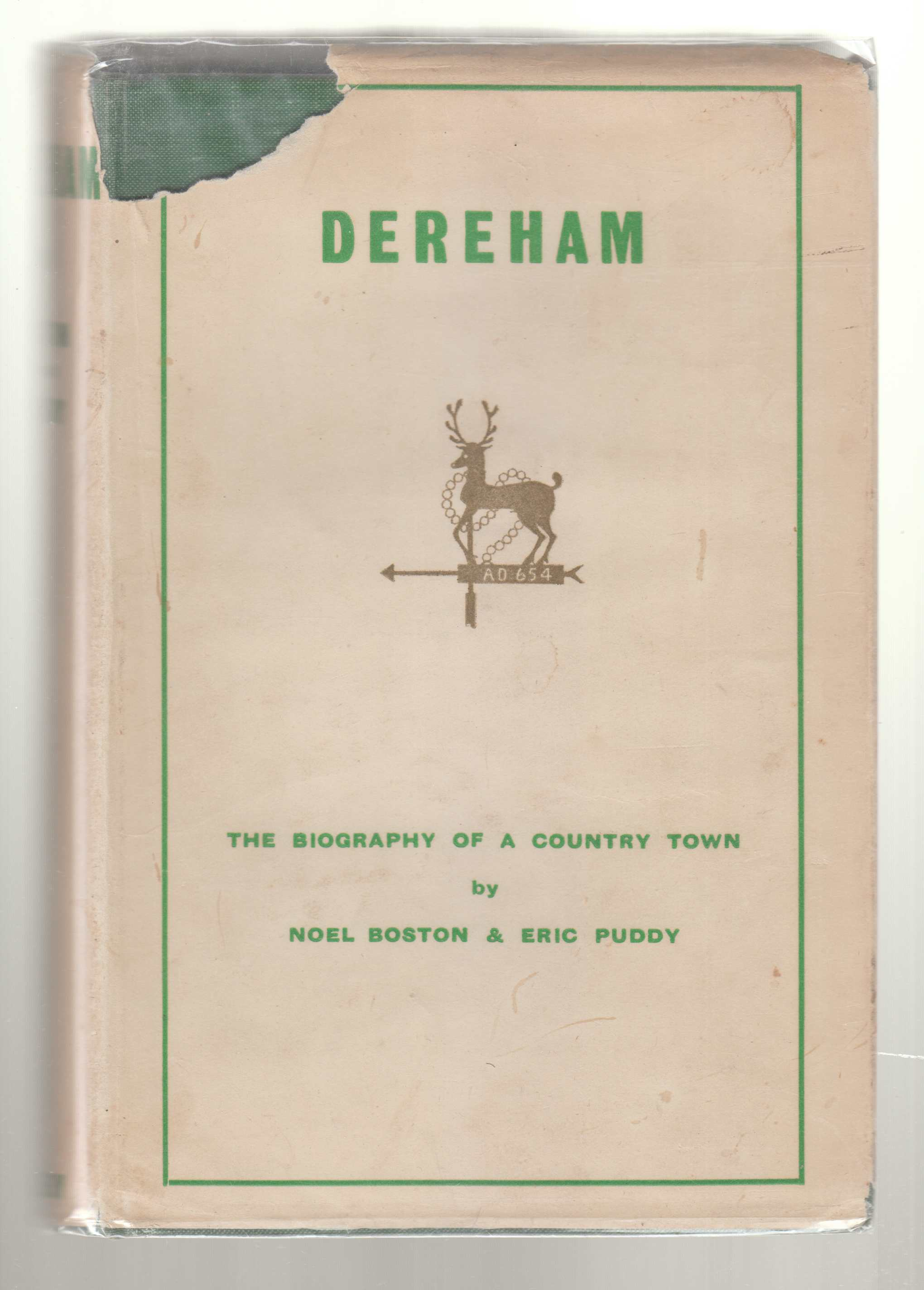 Image for Dereham The Biography of a Country Town