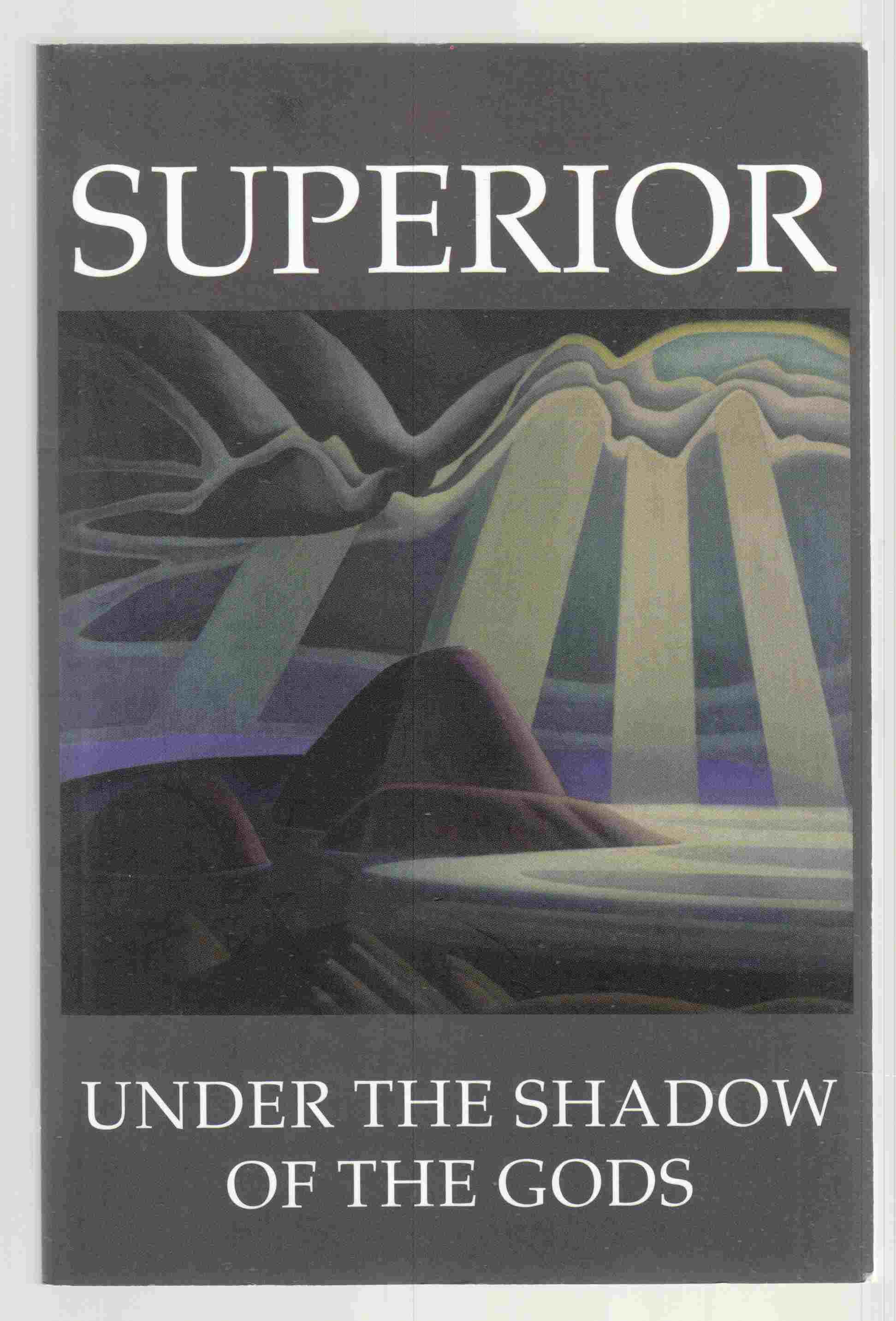 Image for Superior Under the Shadow of the Gods