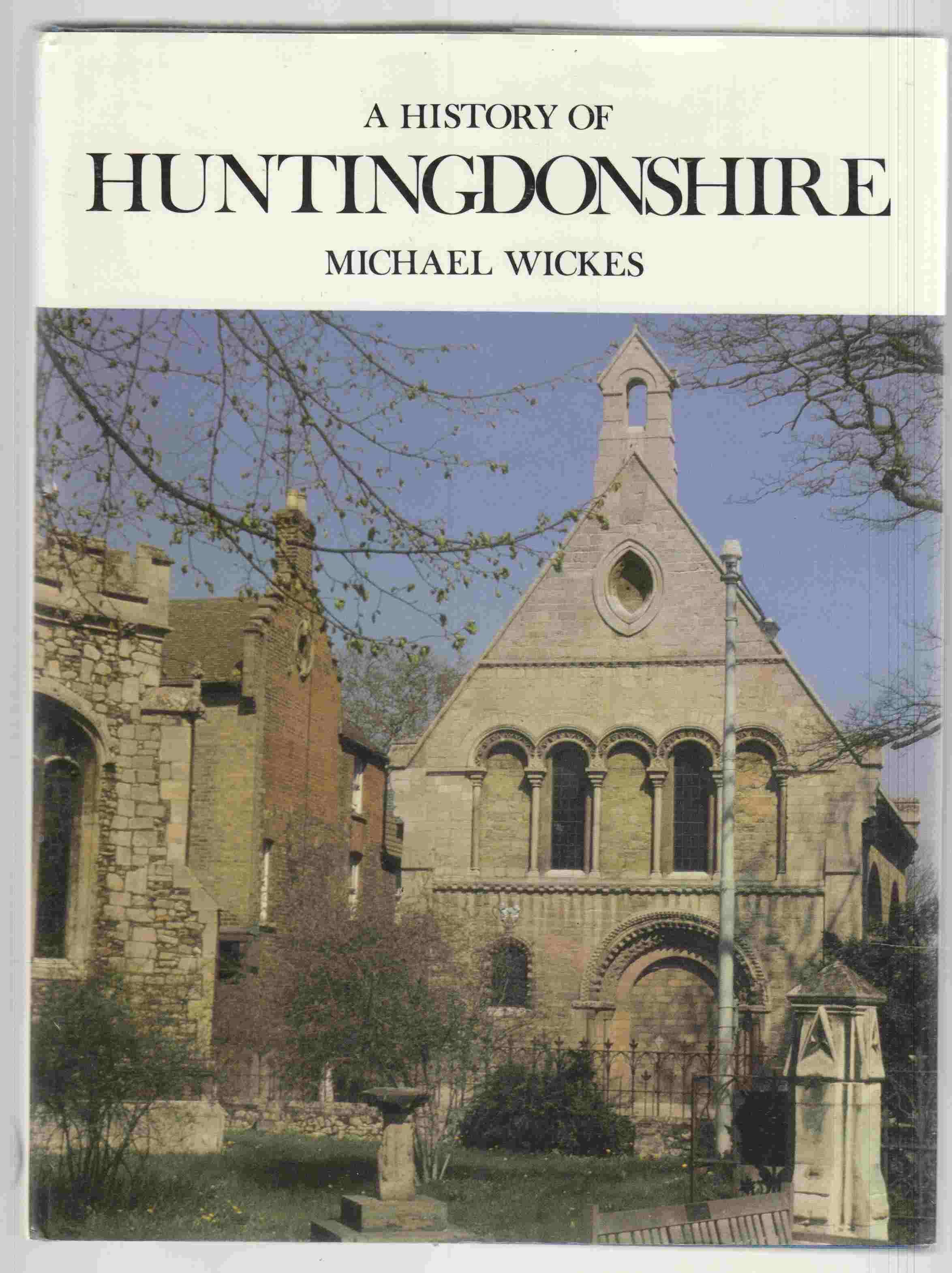 Image for A History of Huntingdonshire