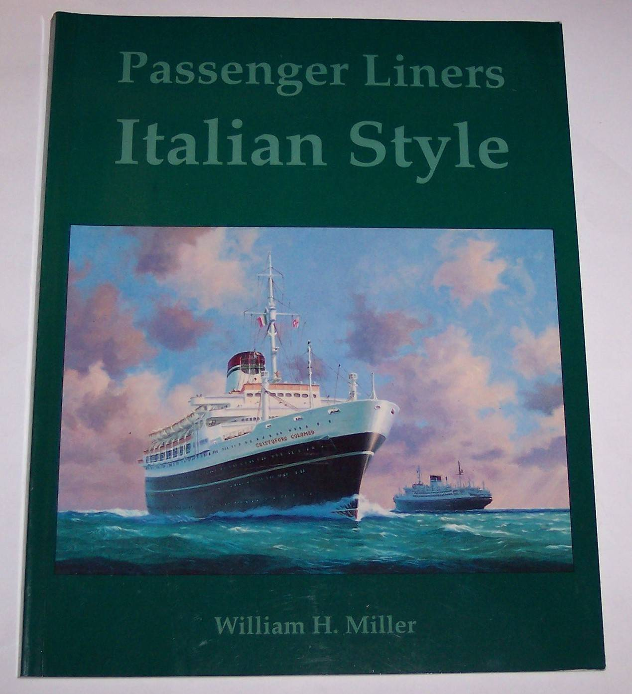 Image for Passenger Liners Italian Style