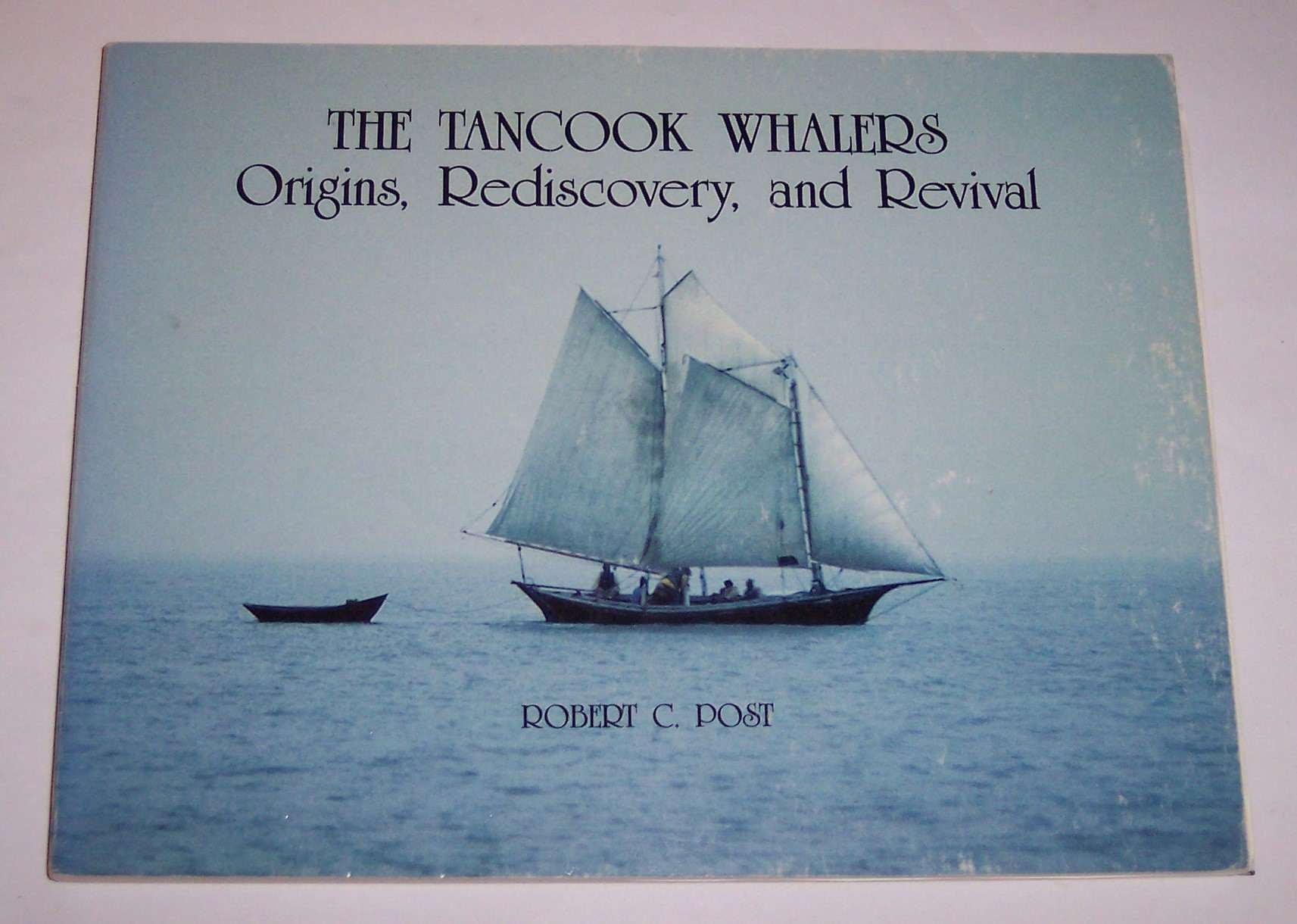 Image for The Tancook Whalers  Origins, Rediscovery and Revival