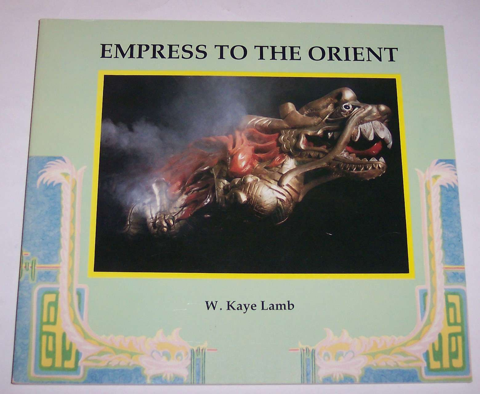 Image for Empress to the Orient