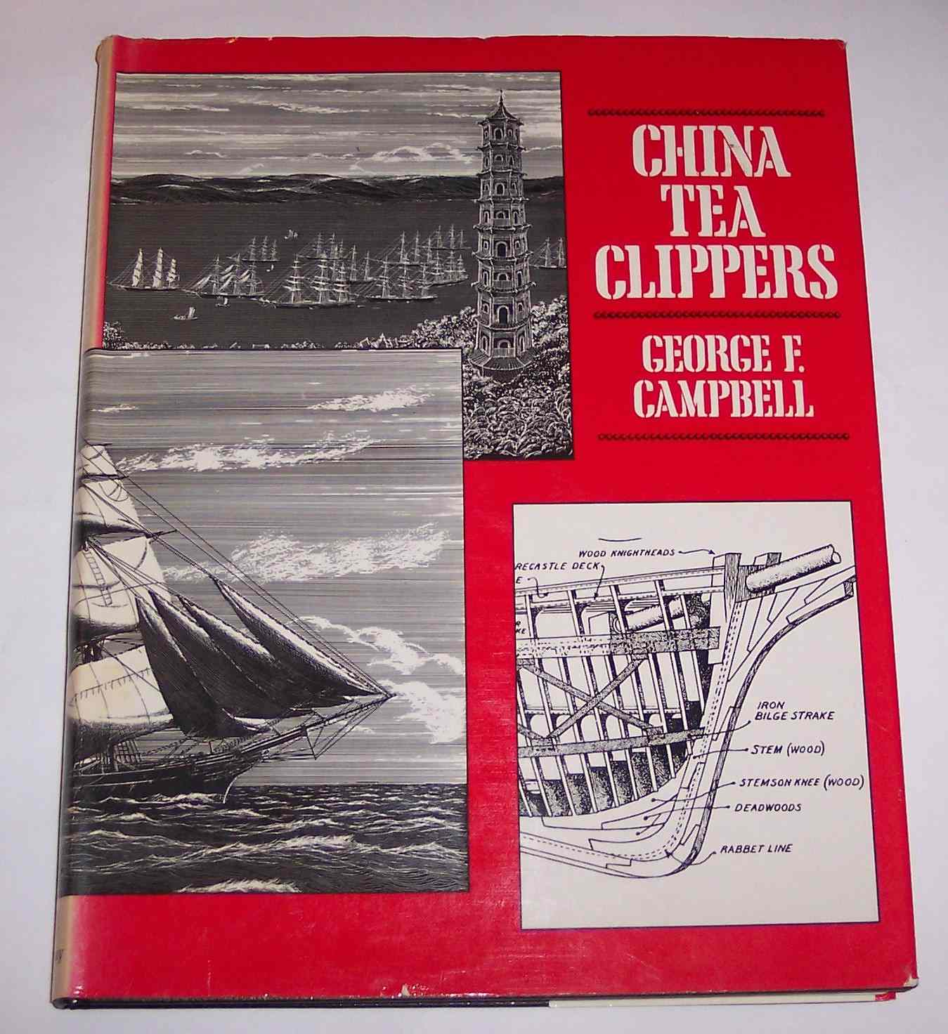 Image for China Tea Clippers