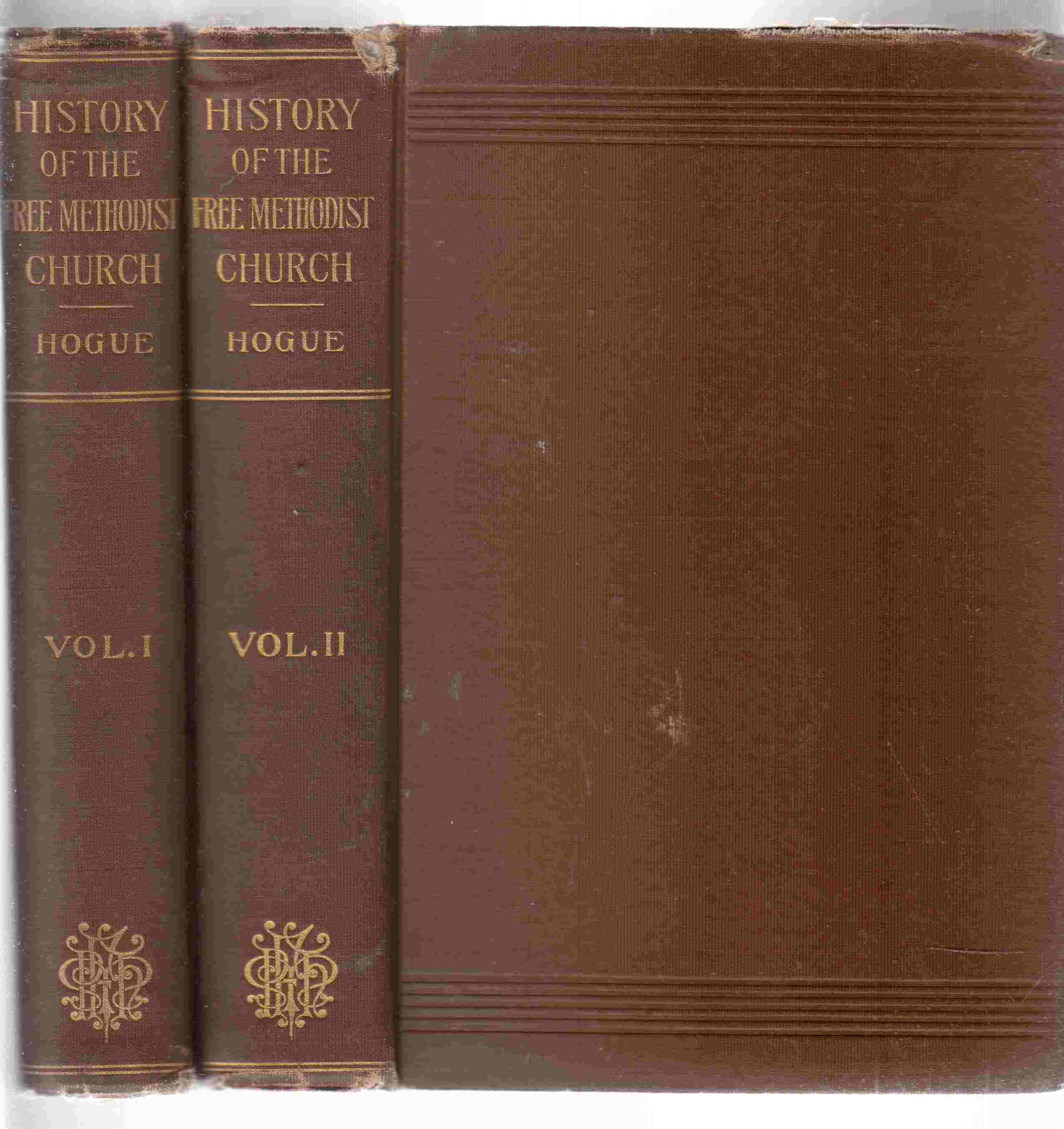 Image for History of the Free Methodist Church of North America (2 Volume Set)