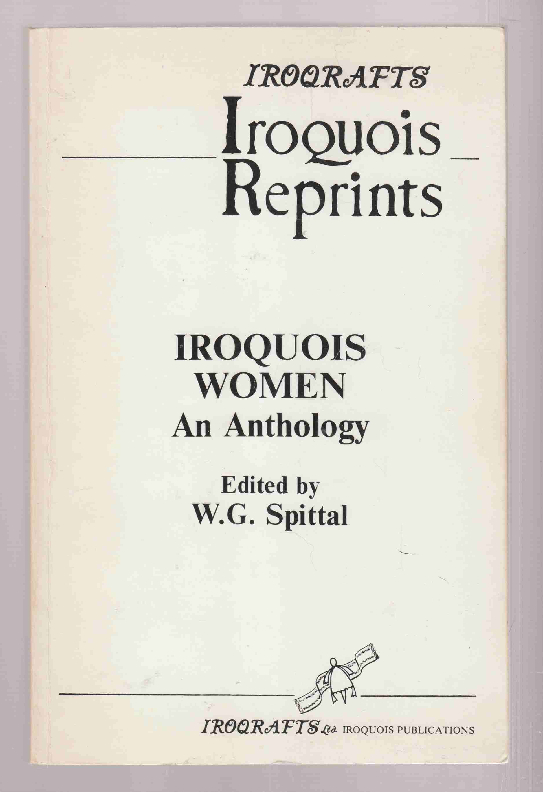 Image for Iroquois Women An Anthology