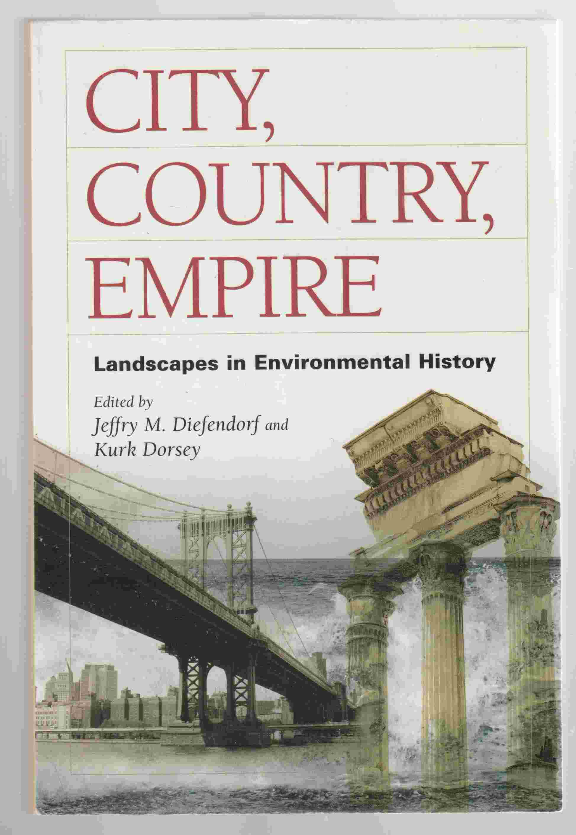 Image for City, Country, Empire Landscapes in Environmental History