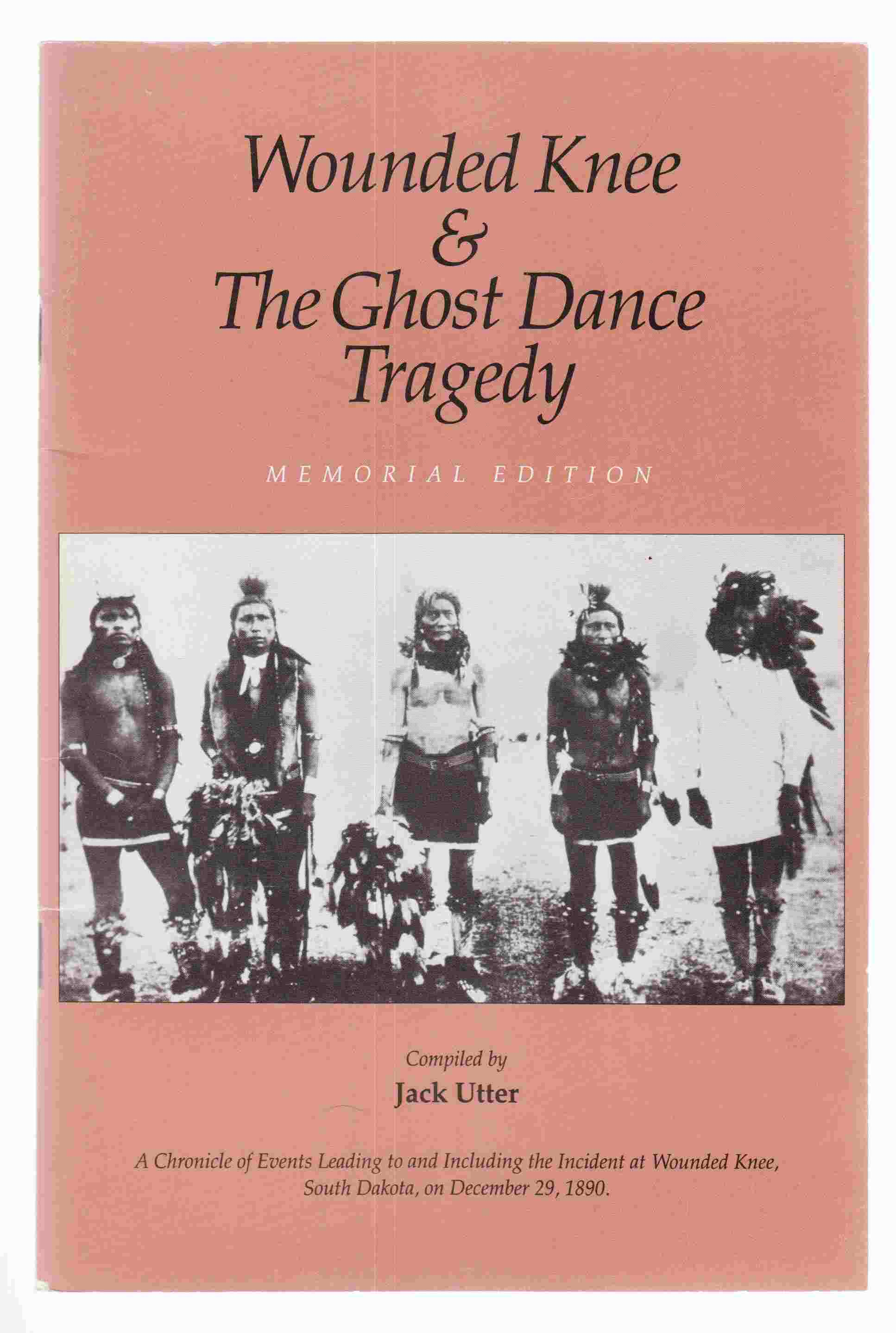 Image for Wounded Knee and the Ghost Dance Tragedy