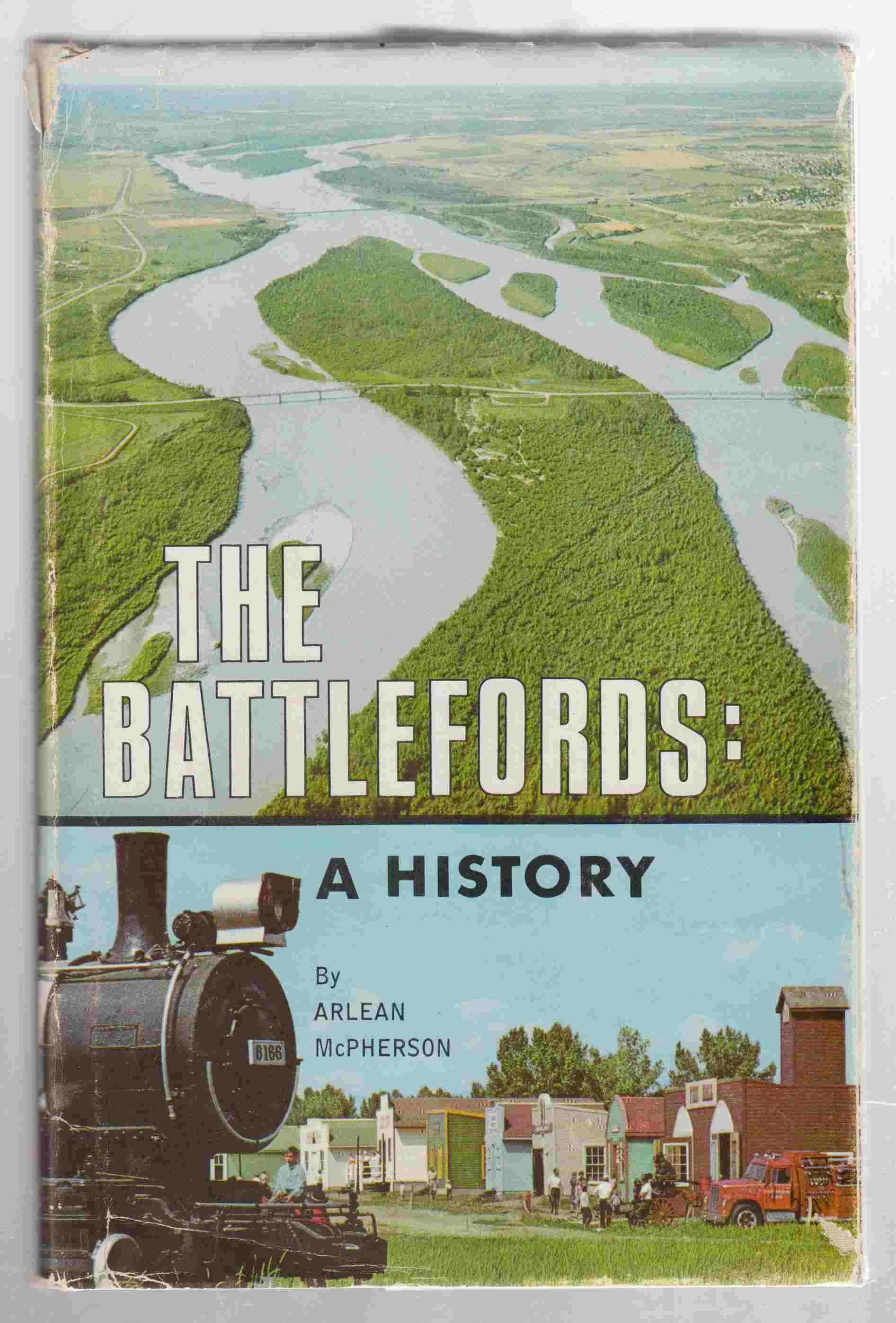 Image for The Battlefords A History