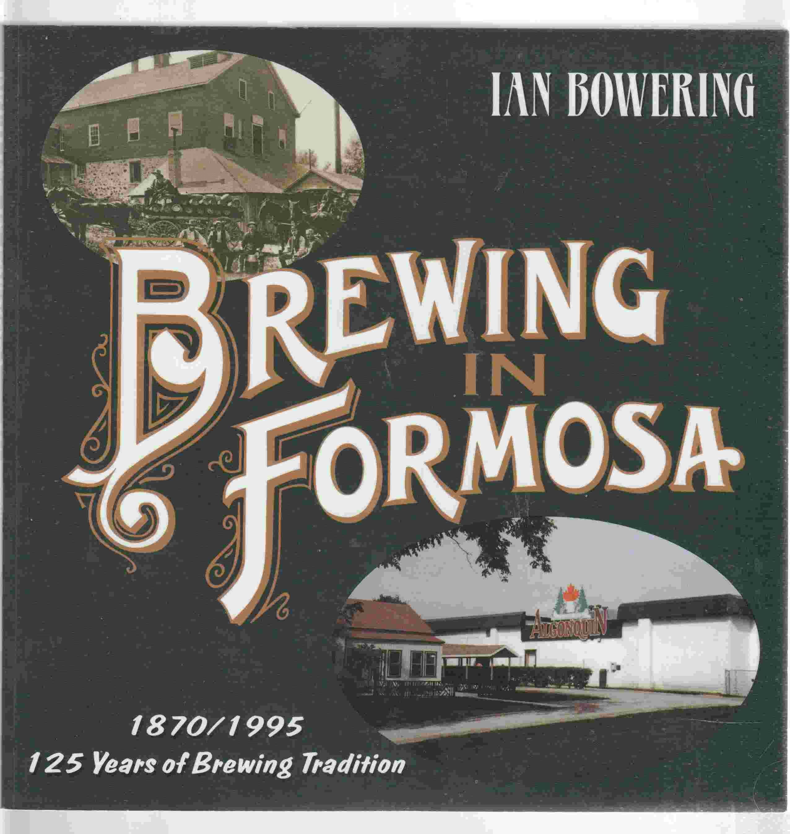 Image for Brewing in Formosa - 125 Years of Brewing Tradition