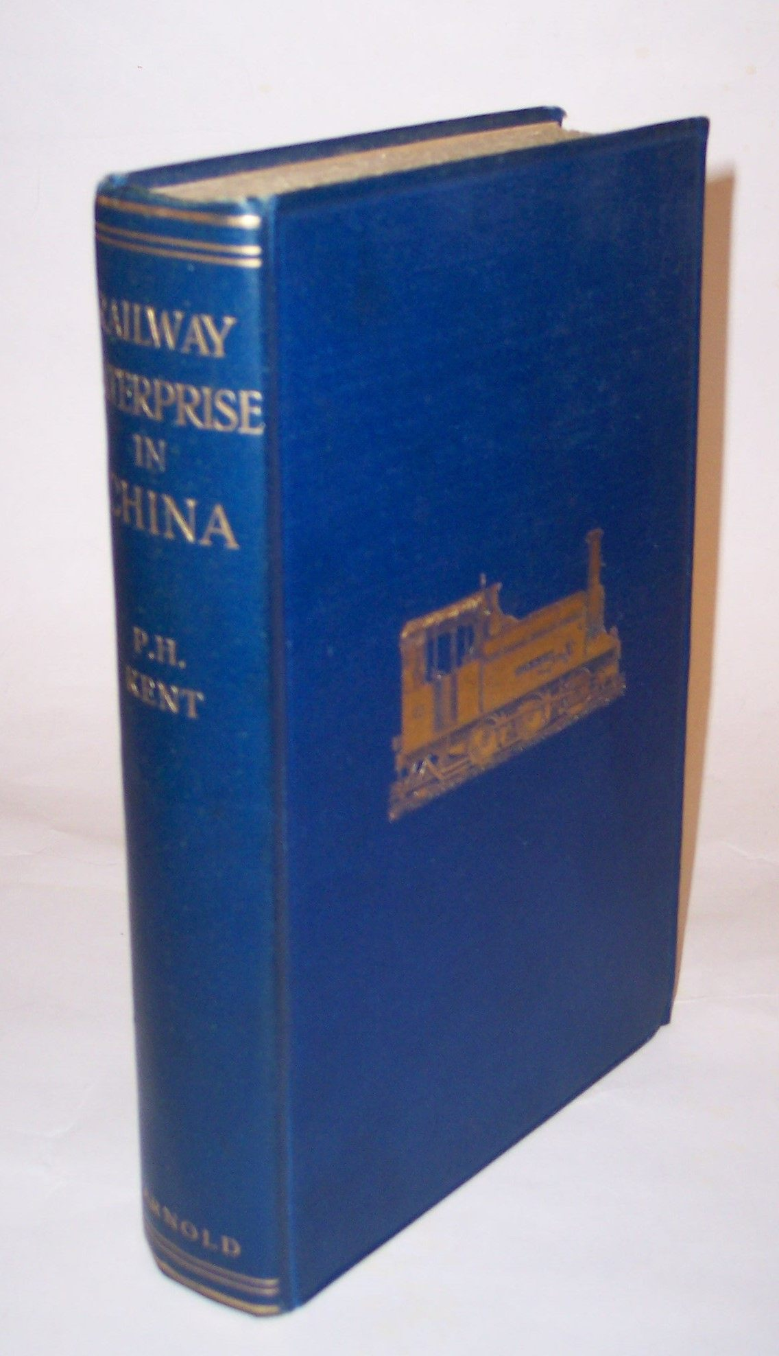 Image for Railway Enterprise in China An Account of its Origin and Development