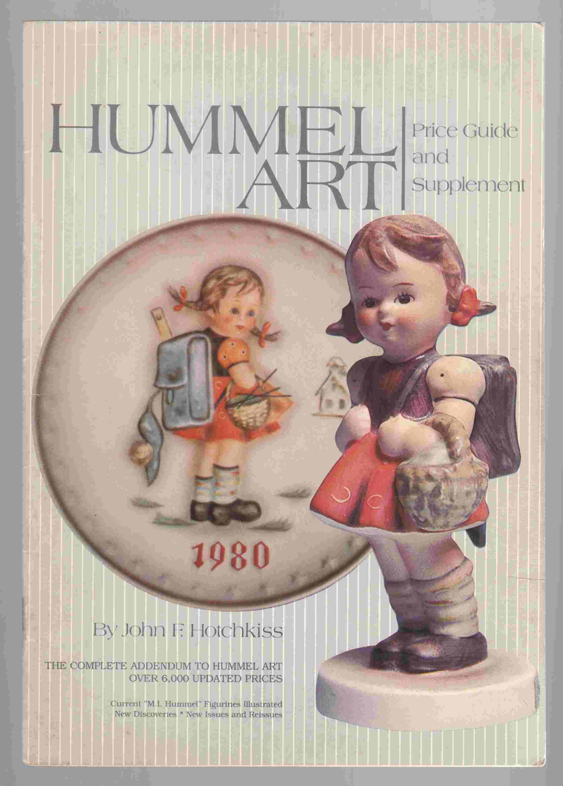 Image for Hummel Art - Price Guide and Supplement