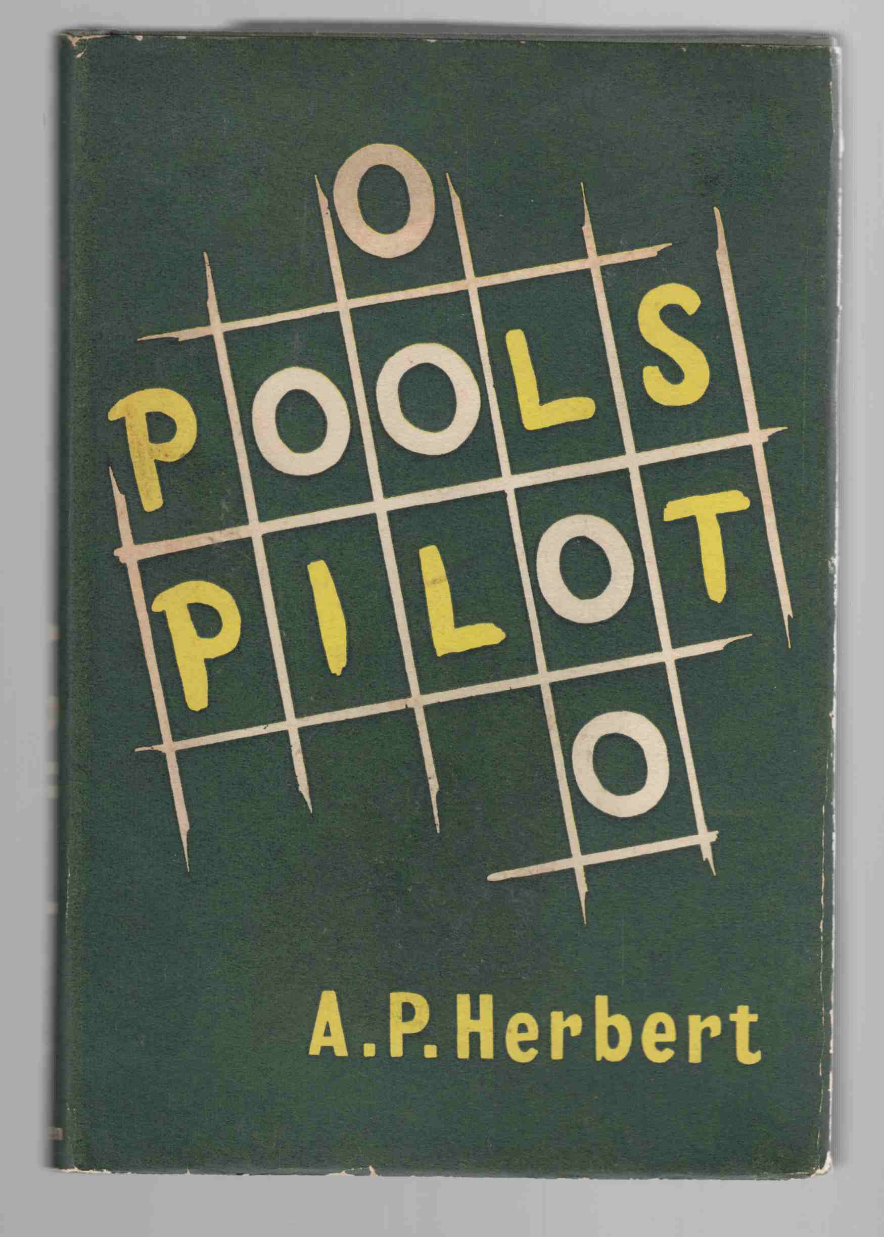 Image for Pools Pilot or Why Not You?