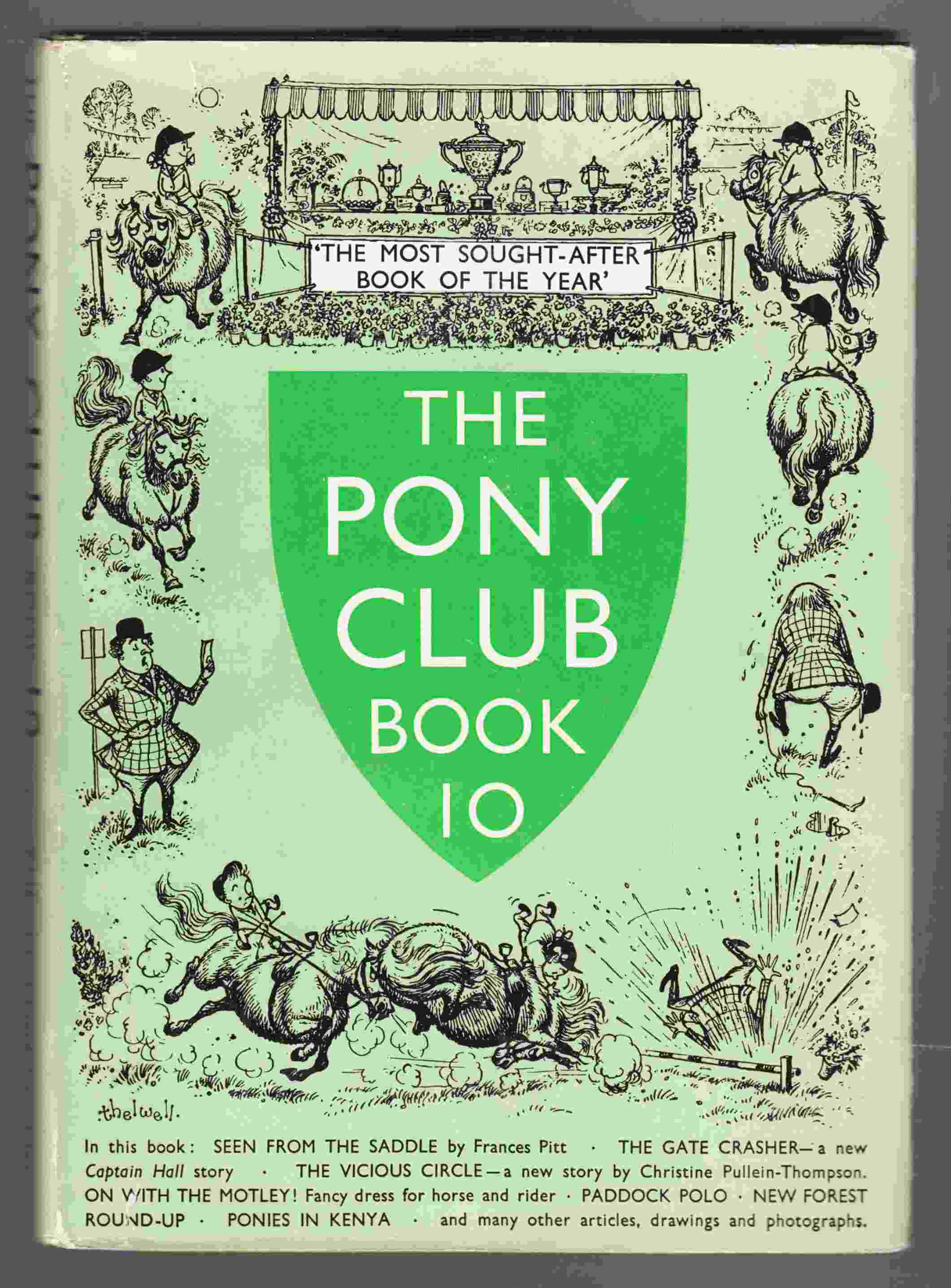 Image for The Pony Club Book No. 10