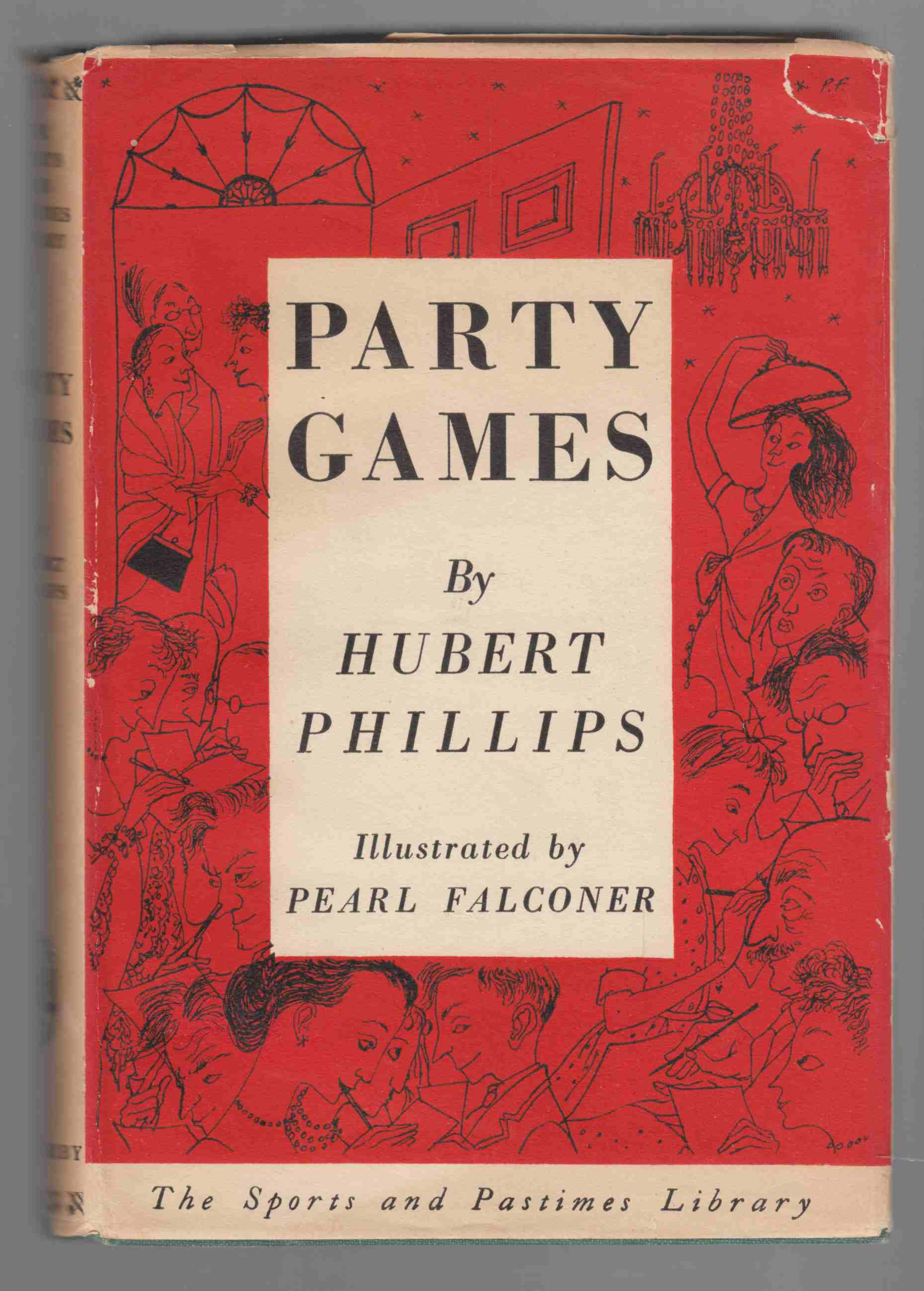 Image for Compendium of Indoor Games Volume I: Party Games