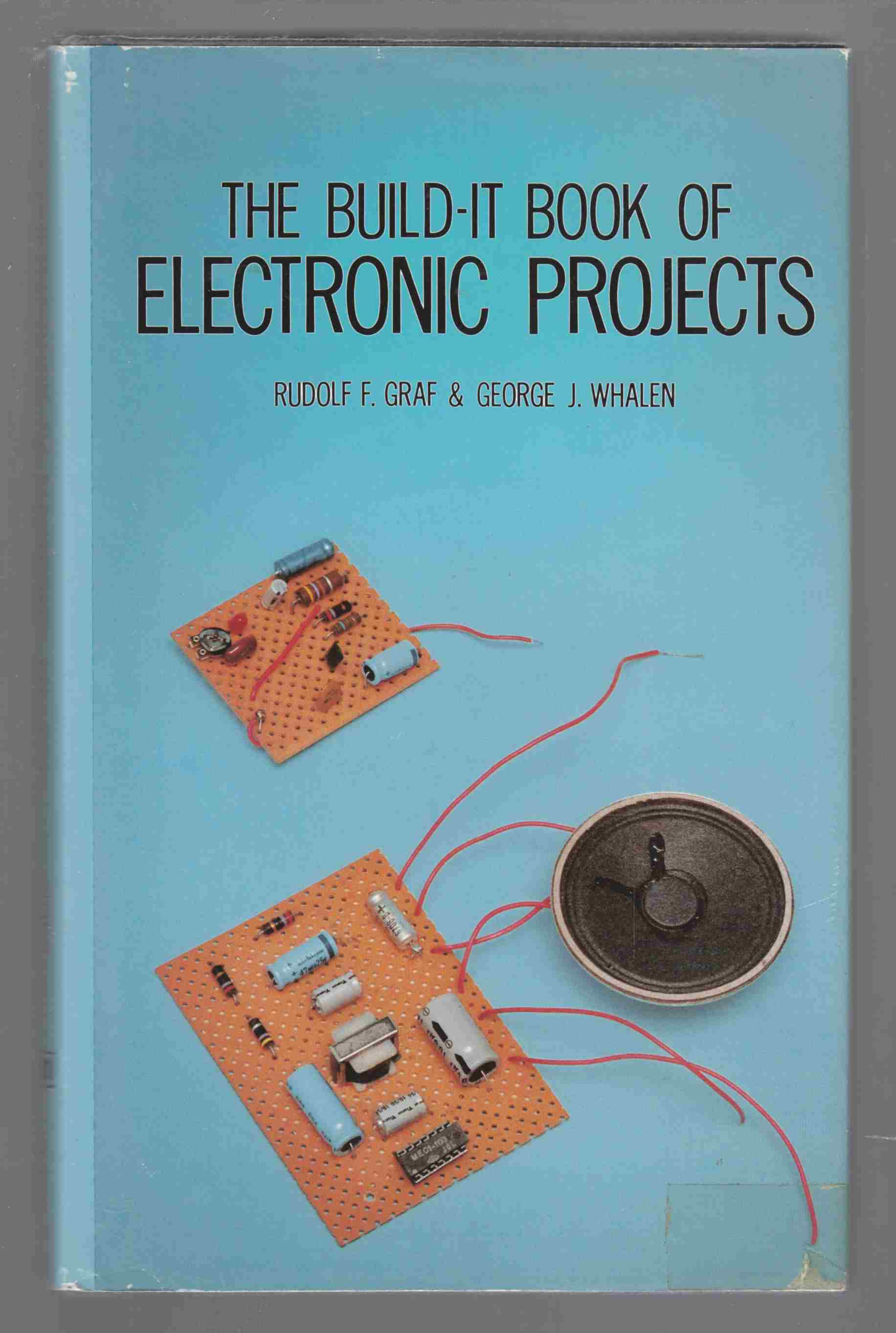 Image for The Build-It Book of Electronic Projects