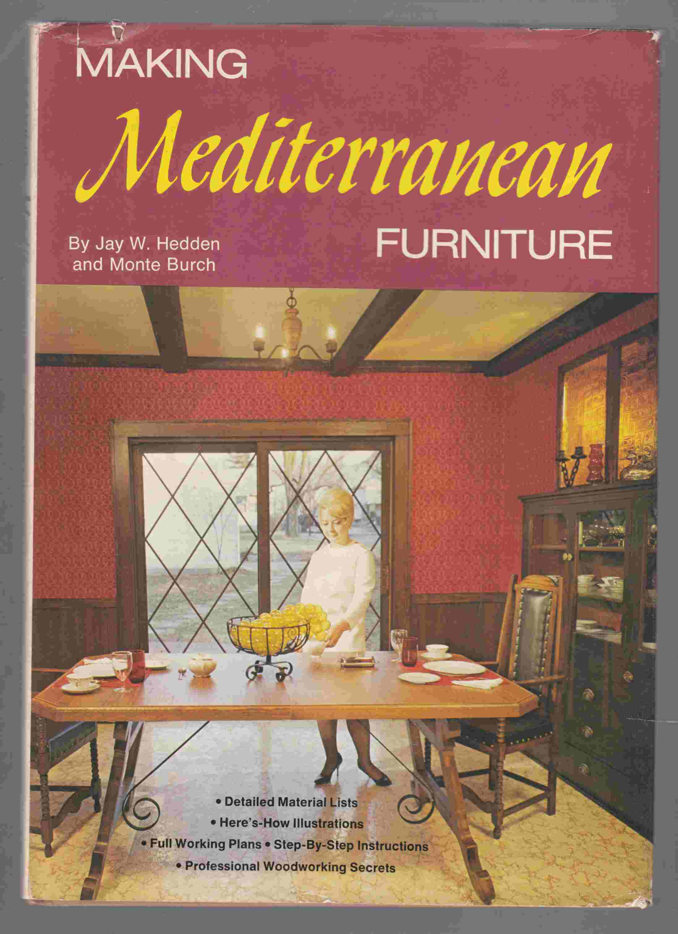 Image for Making Mediterranean Furniture