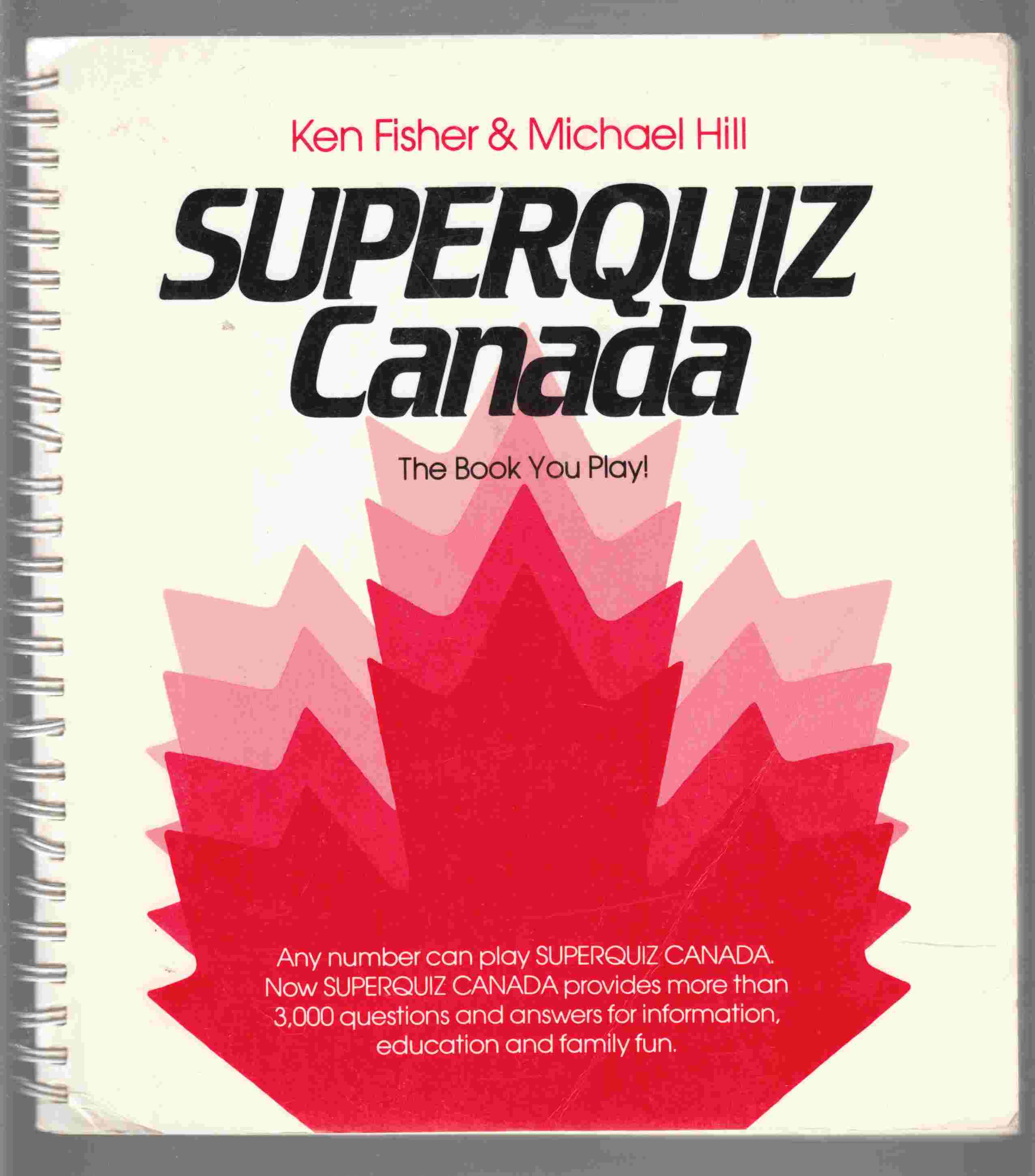 Image for Superquiz Canada