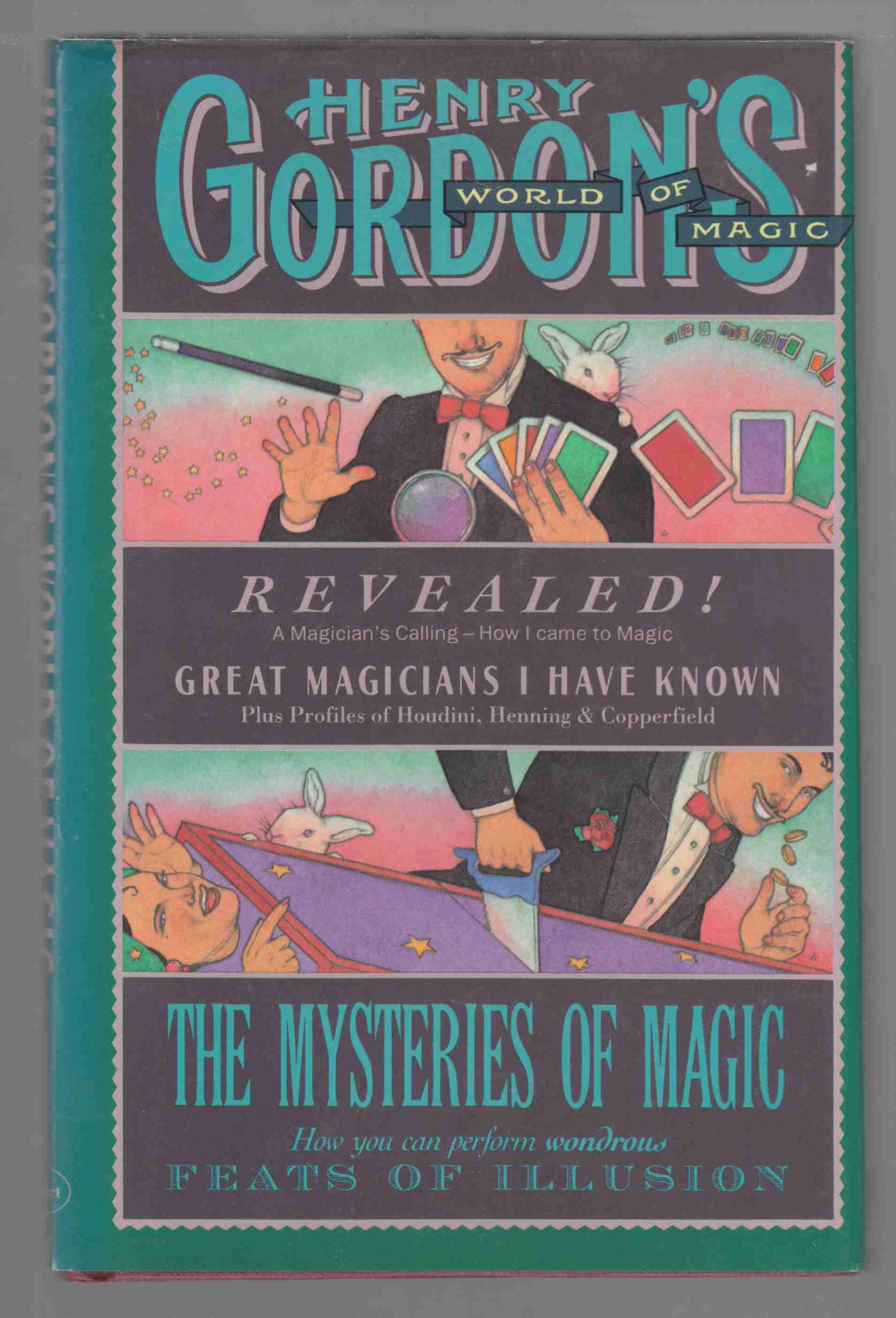Image for Henry Gordon's World of Magic
