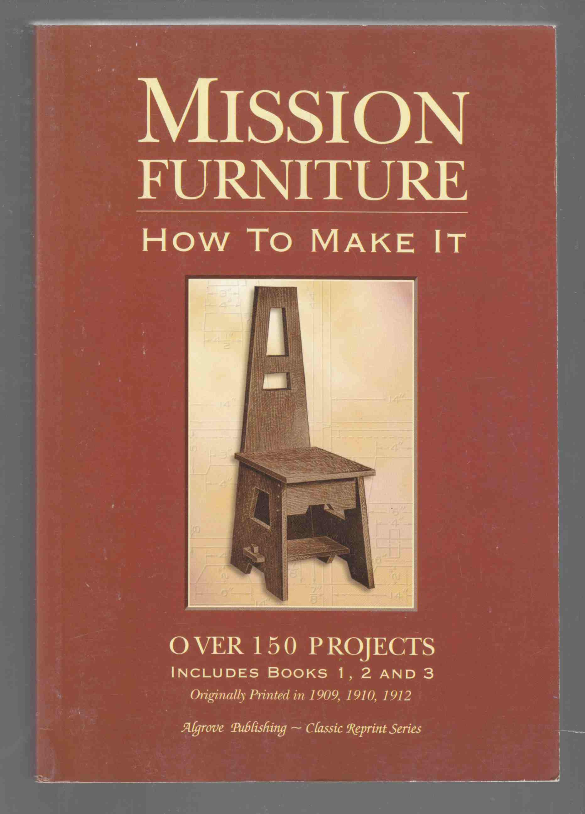 Image for Mission Furniture How to Make It