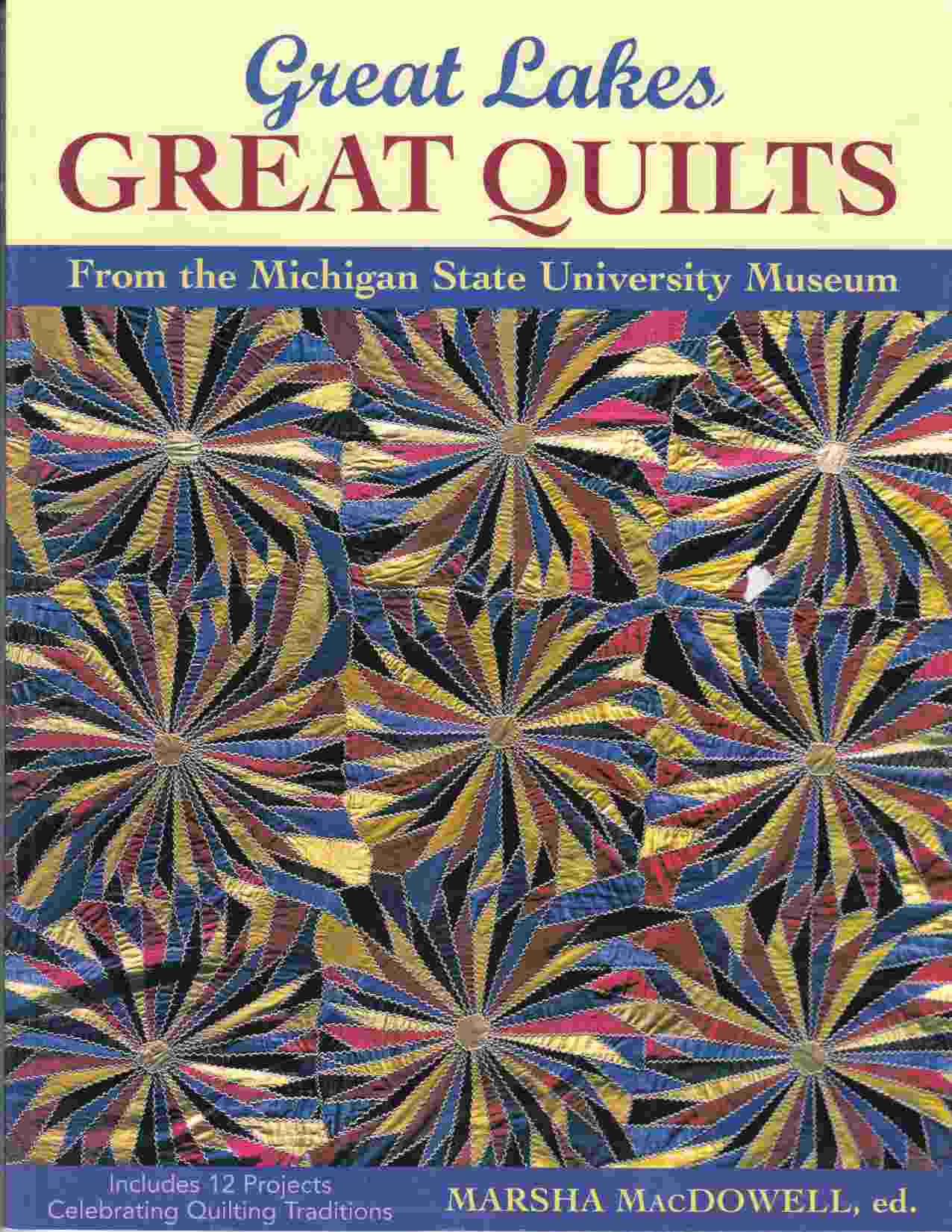 Image for Great Lakes, Great Quilts