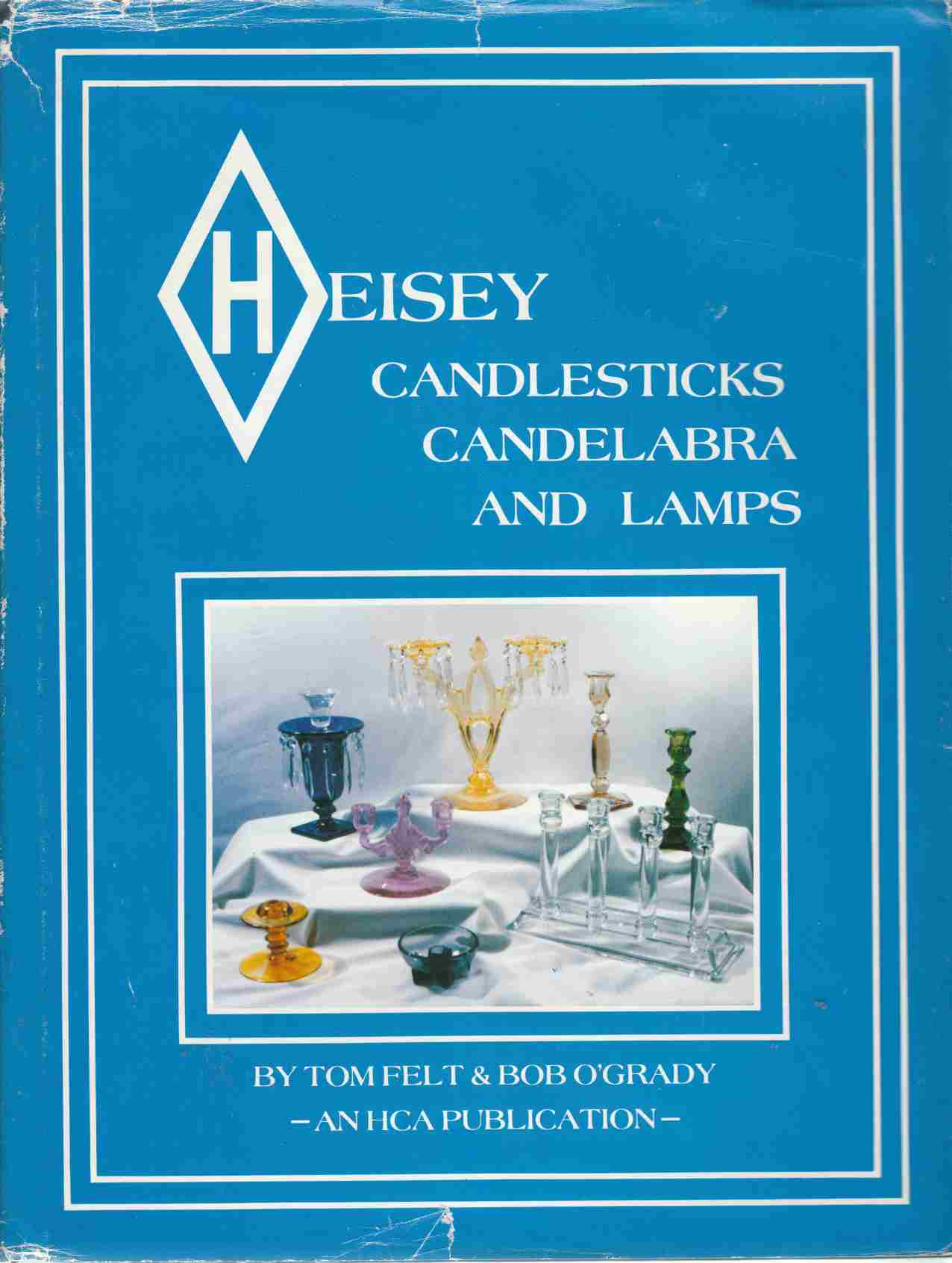 Image for Heisey Candlesticks, Candelabra and Lamps
