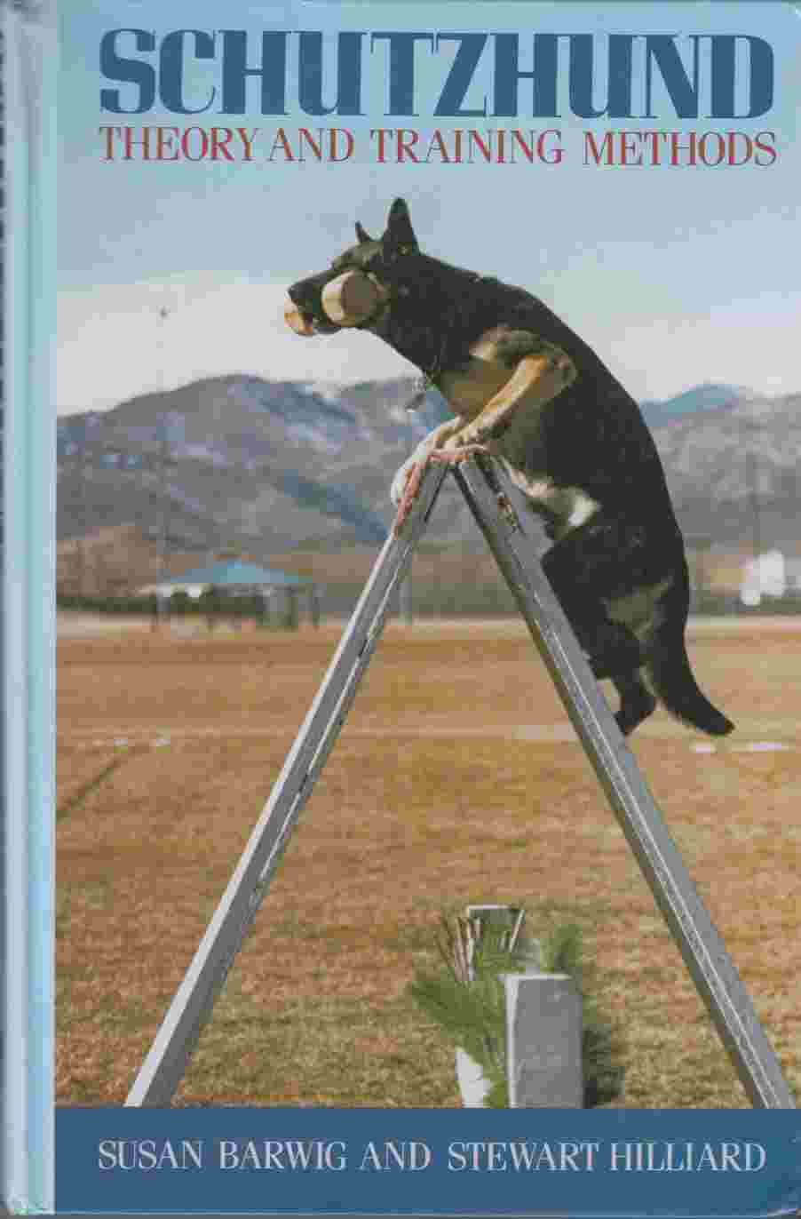 Image for Schutzhund:  Theory and Training Methods