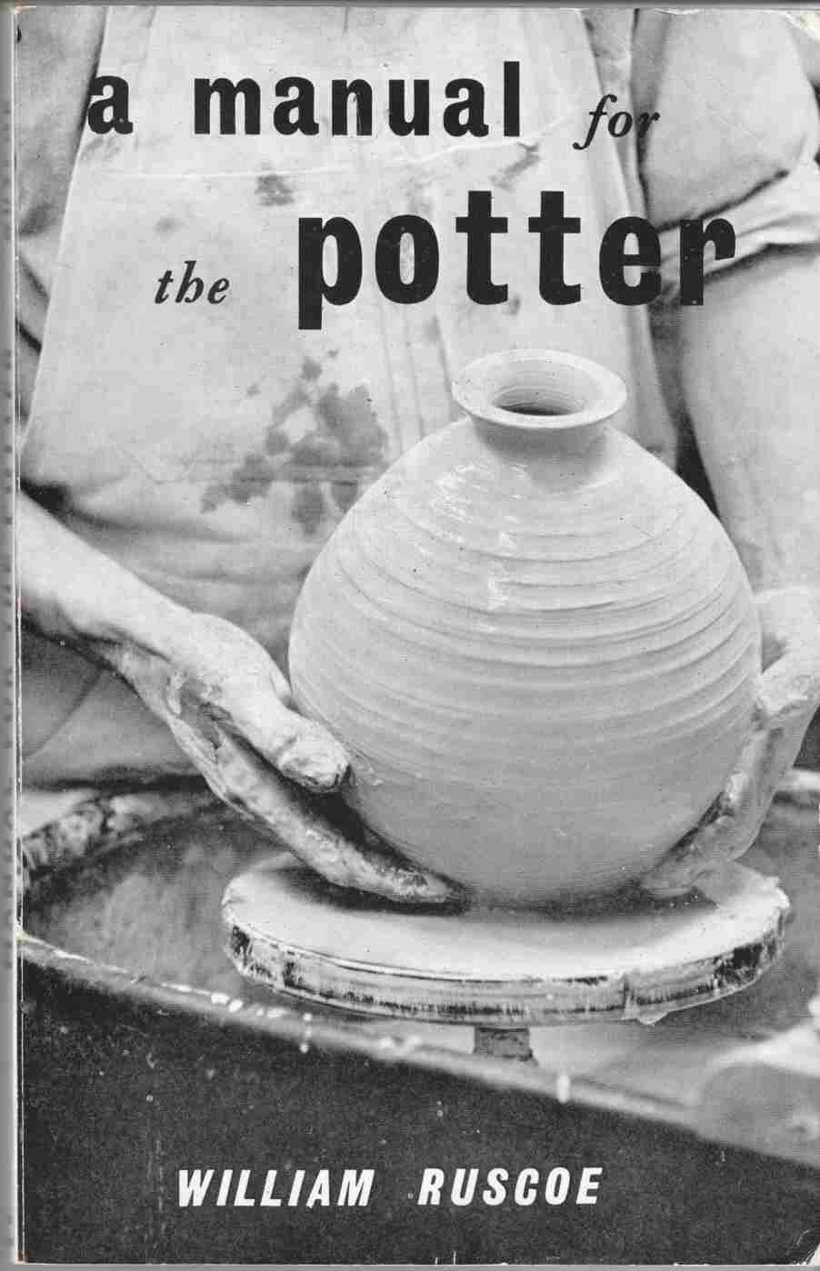 Image for A Manual for the Potter