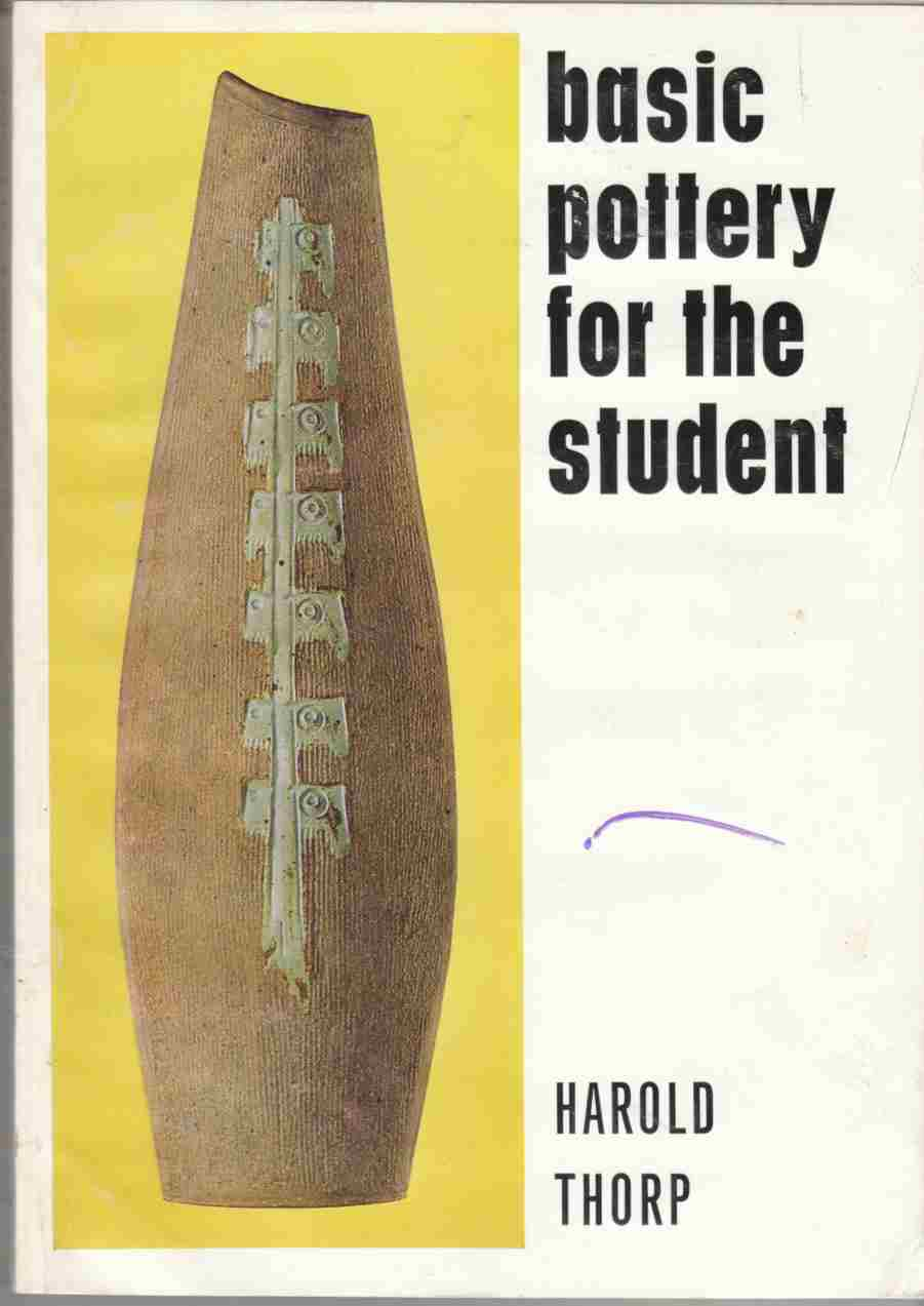 Image for Basic Pottery for the Student