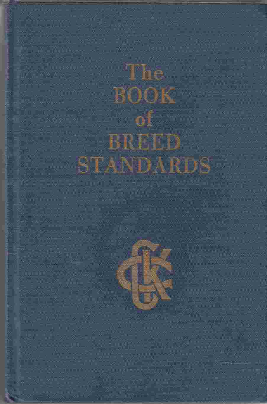 Image for The Book of Breed Standards