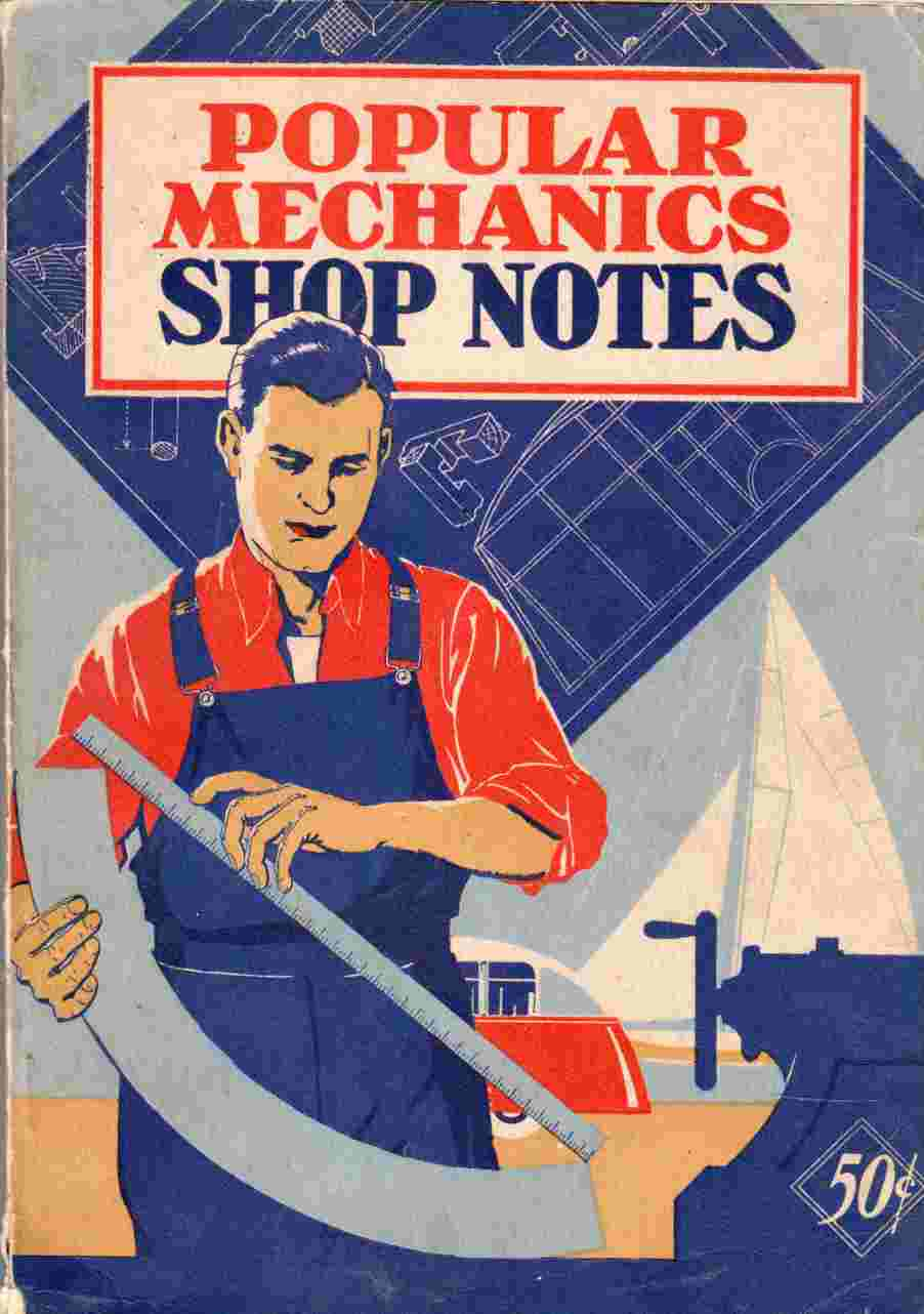 Image for Popular Mechanics Shop Notes Volume Thirty Five 1939