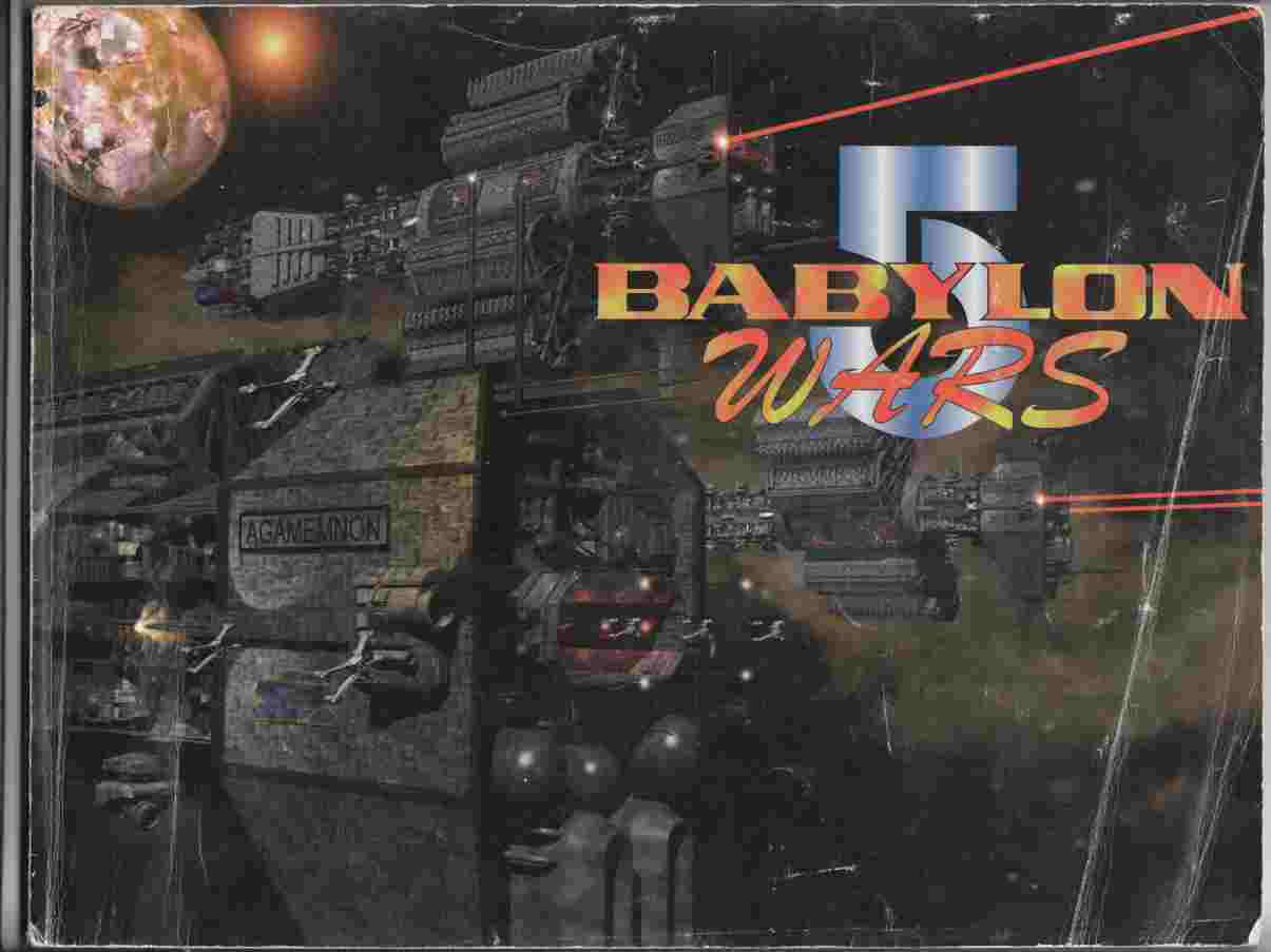 Image for Babylon 5 Wars Core Rules