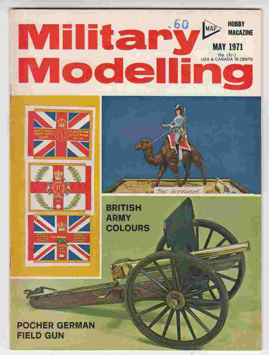Image for Military Modelling May 1971