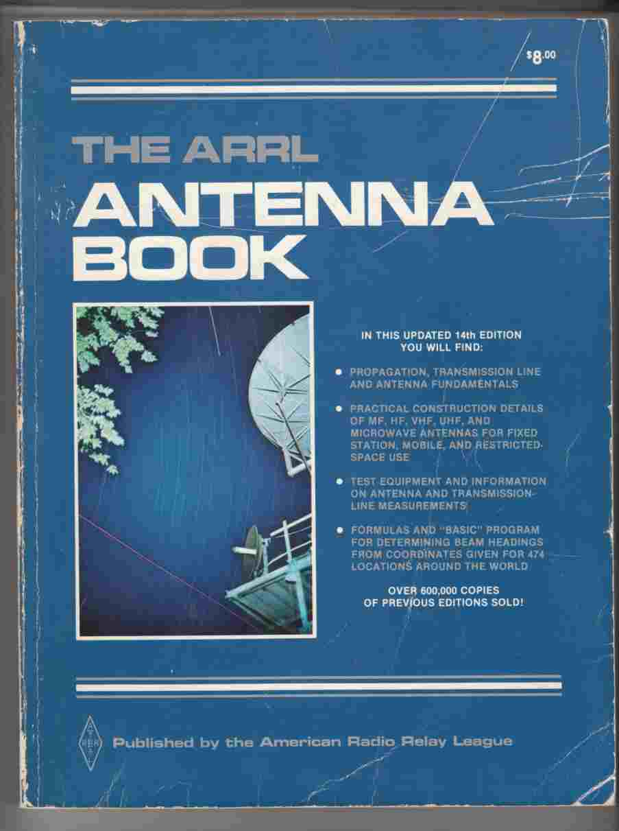 Image for The ARRL Antenna Book