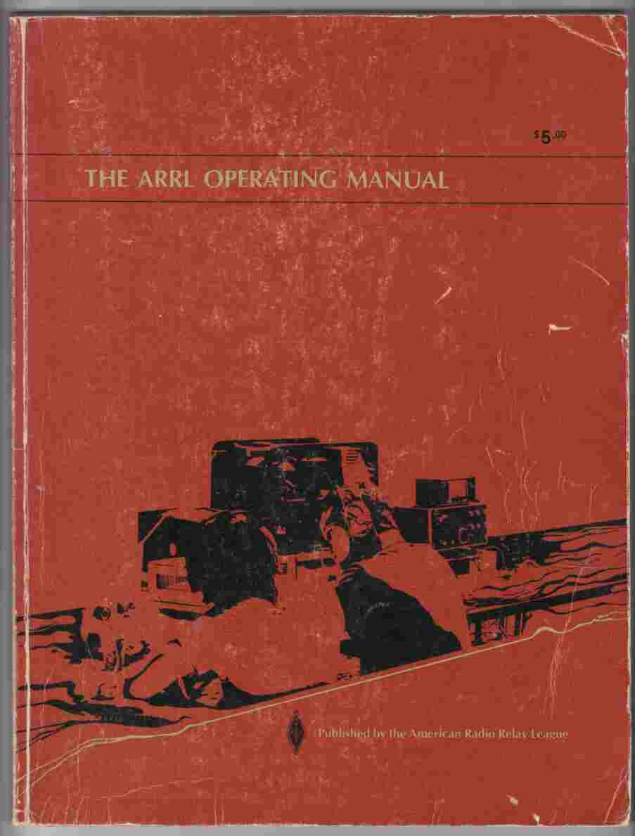 Image for The ARRL Operating Manual