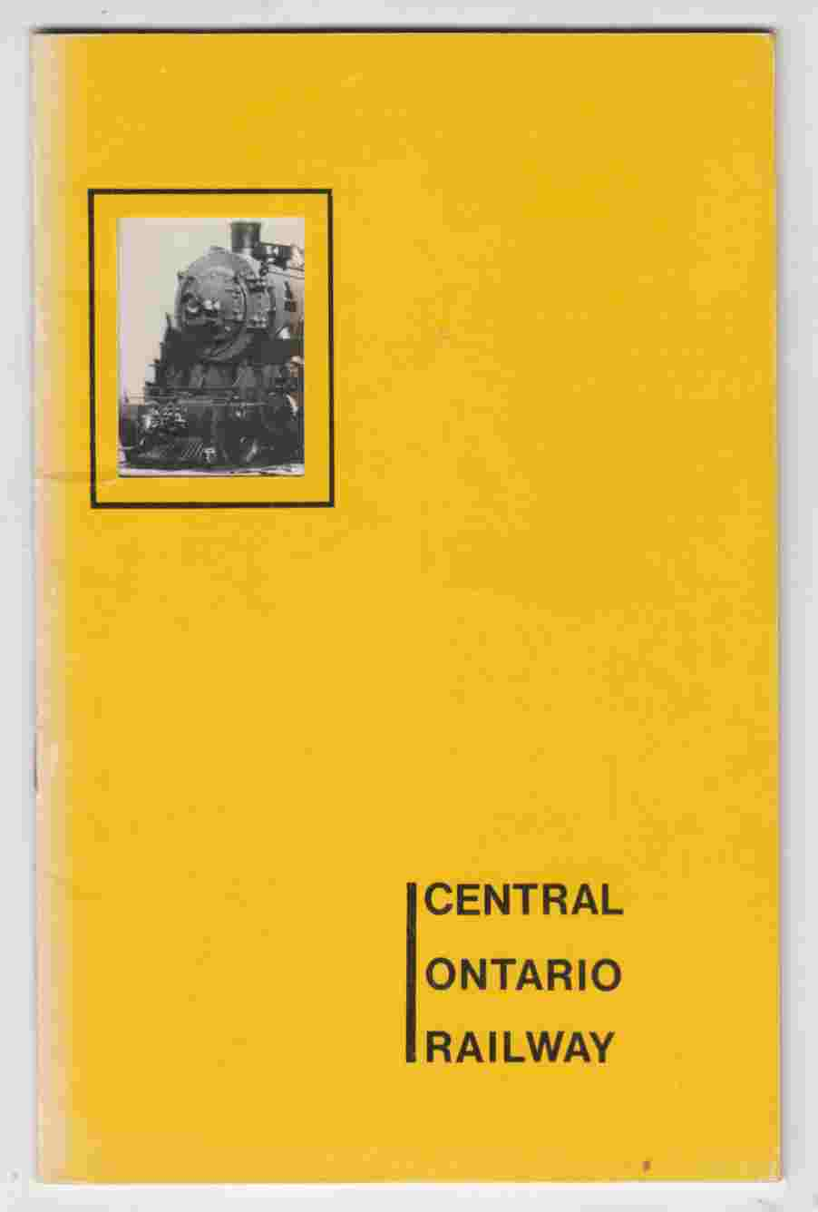 Image for Central Ontario Railway