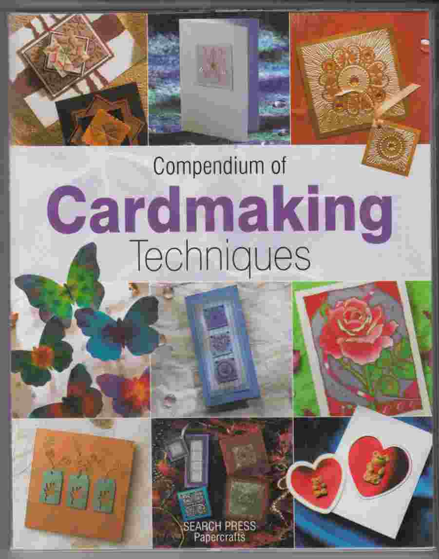 Image for Compendium of Cardmaking Techniques