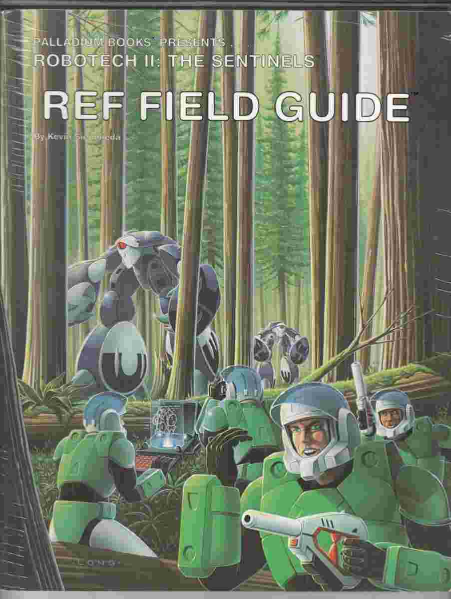 Image for Robotech II: The Sentinels Ref Field Guide