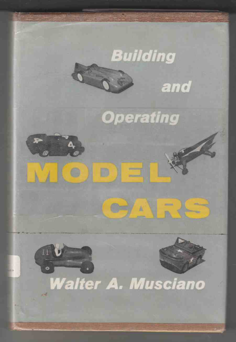 Image for Building and Operating Model Cars