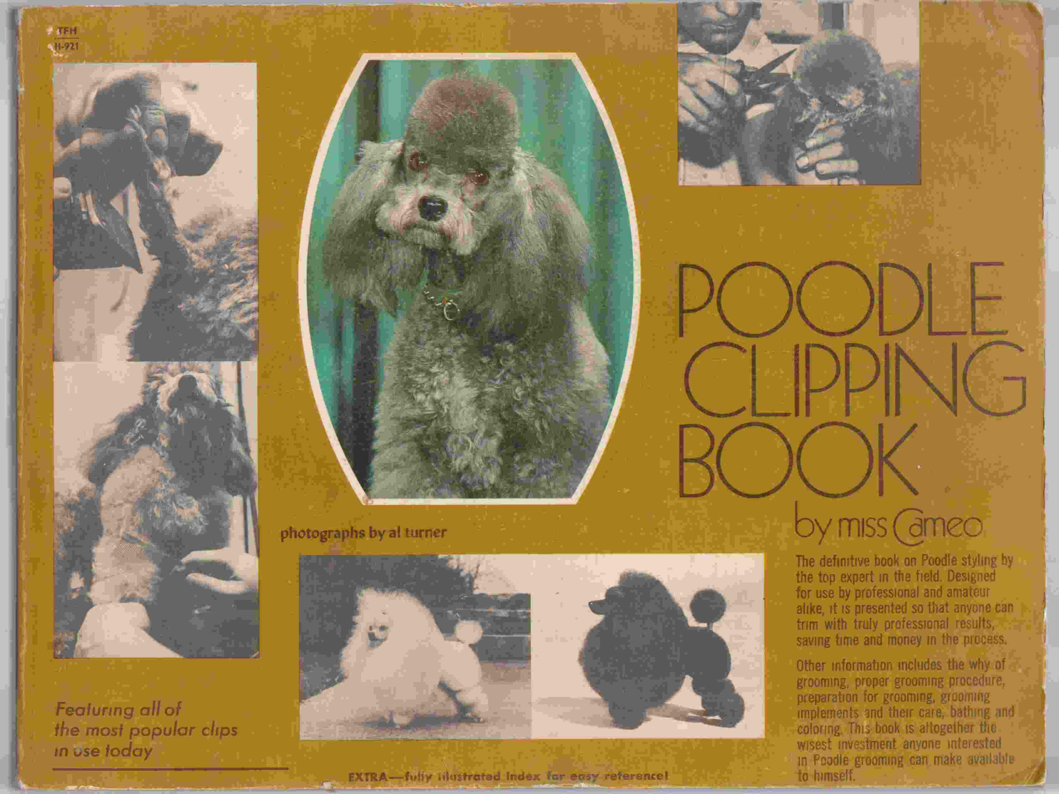 Image for Poodle Clipping Book