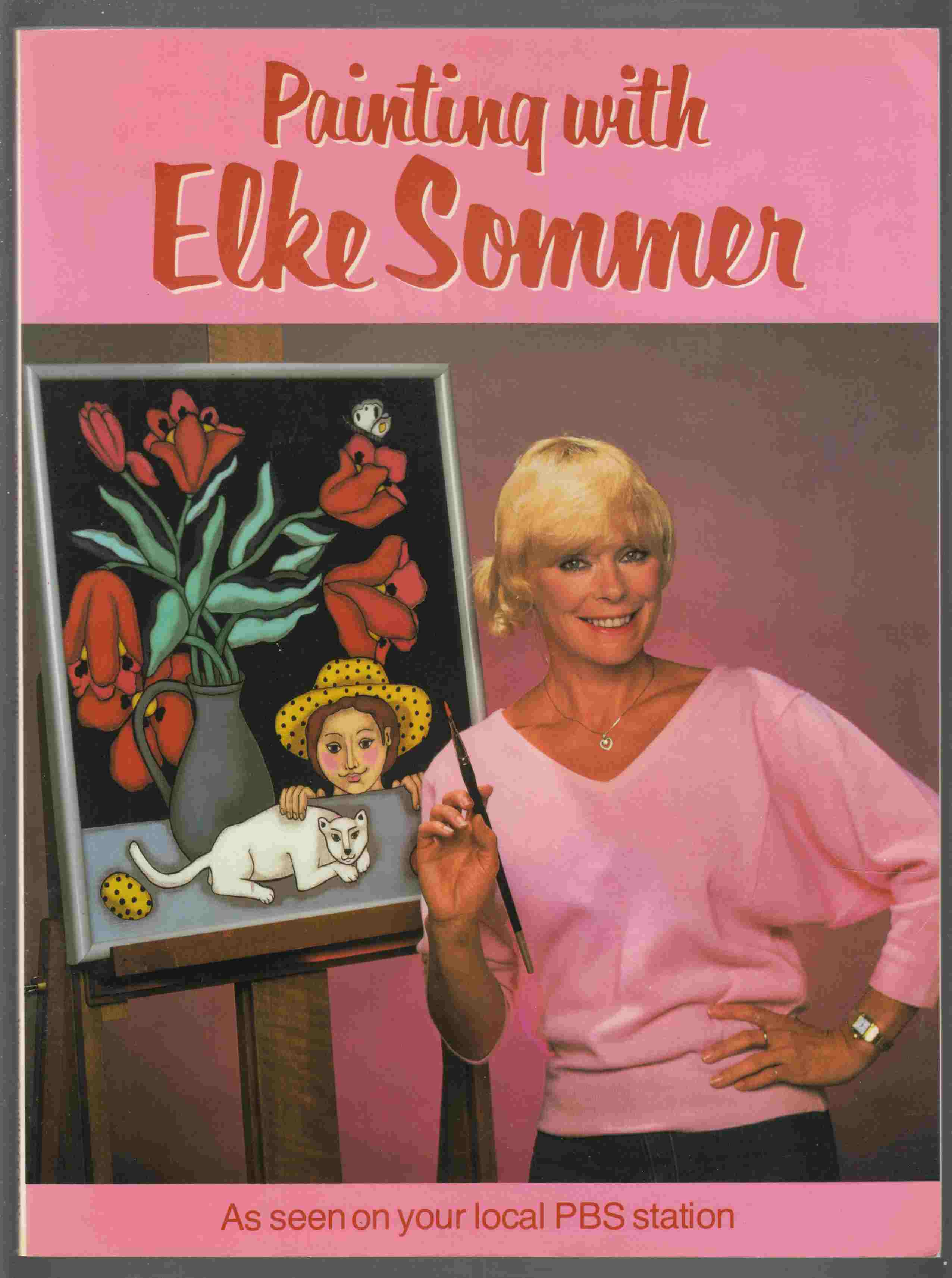 Image for Painting with Elke Sommer