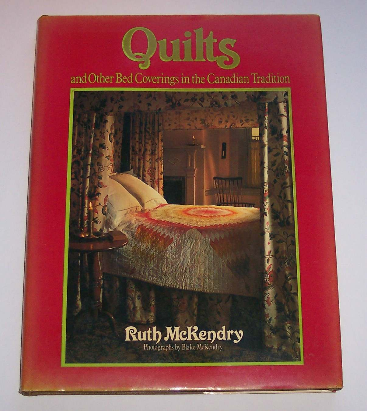 Image for Quilts and Other Bed Coverings in the Canadian Tradition