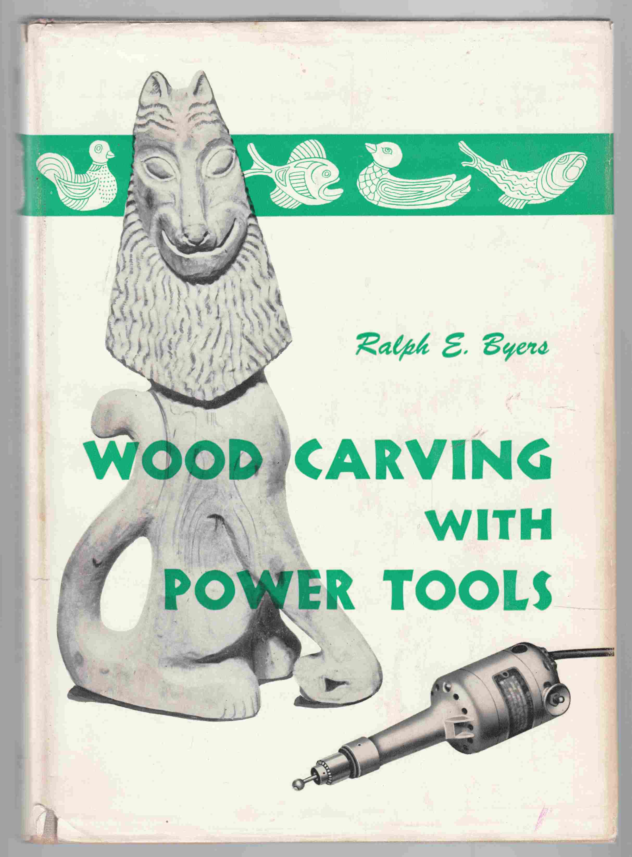 Image for Wood Carving with Power Tools