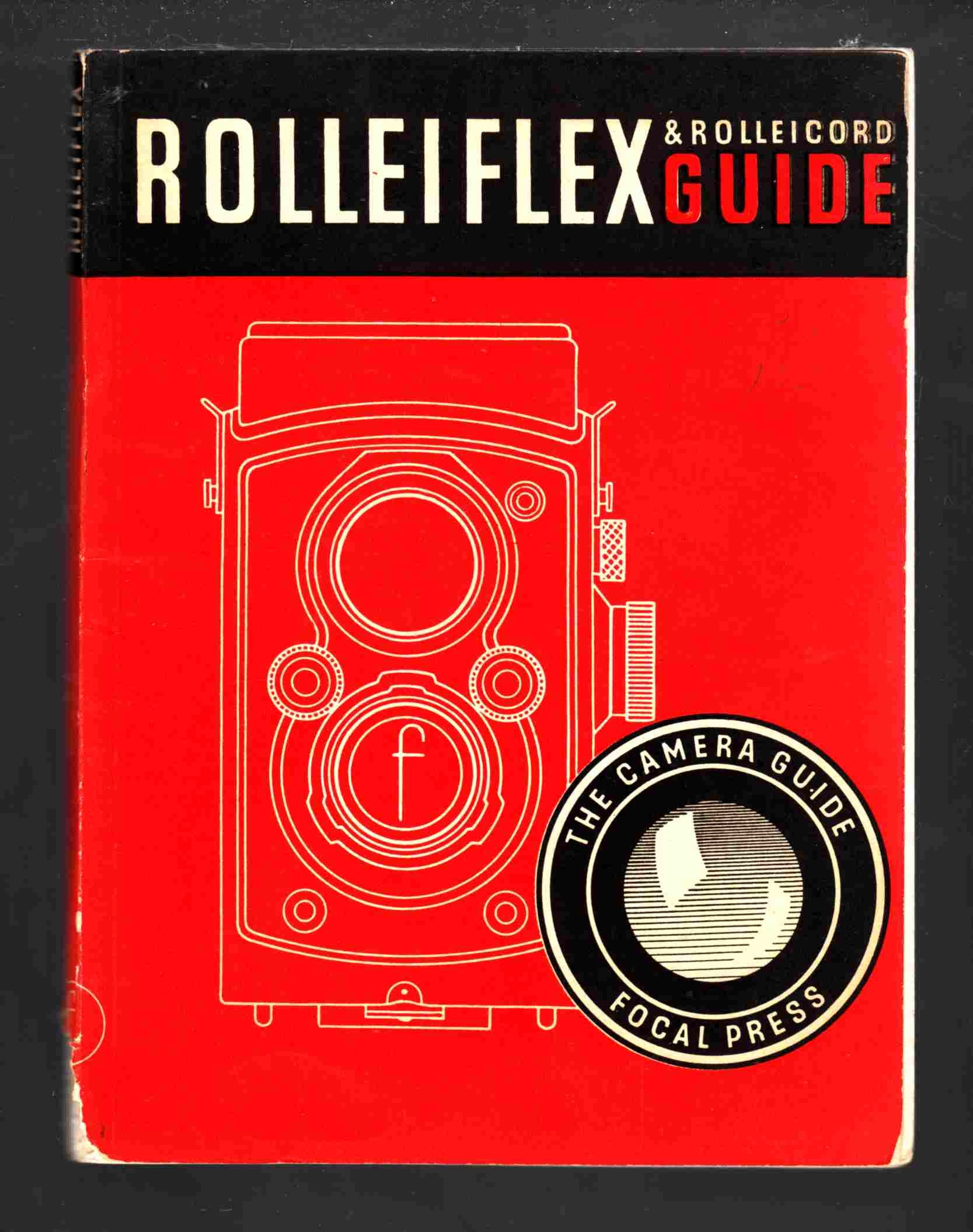 Image for Rolliflex and Rolleicord Guide
